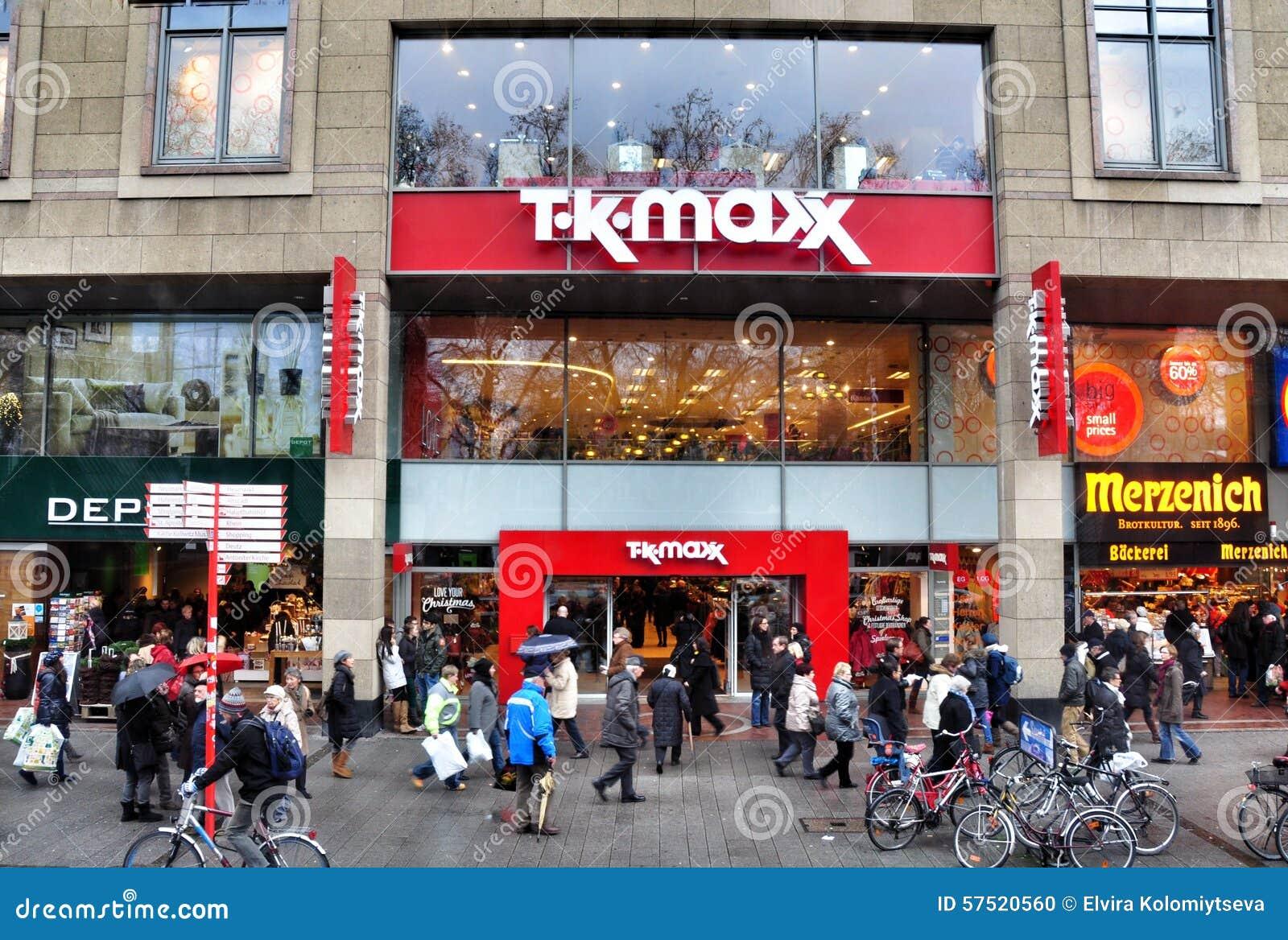 Tk Maxx Köln