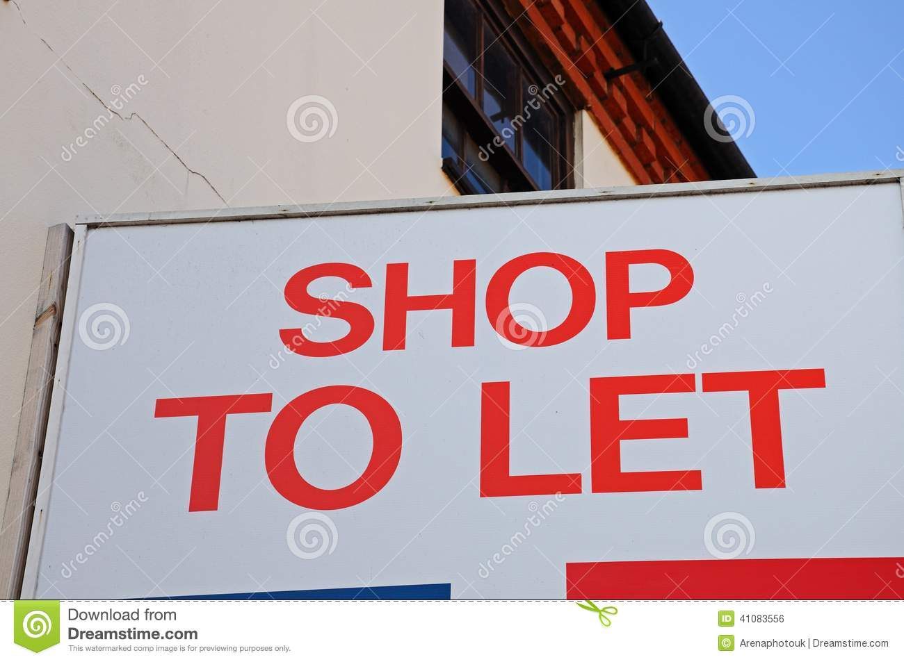 shop to let sign  lichfield  england stock photo image Bake Sale Items Clip Art Bake Sale Cake Cliparts