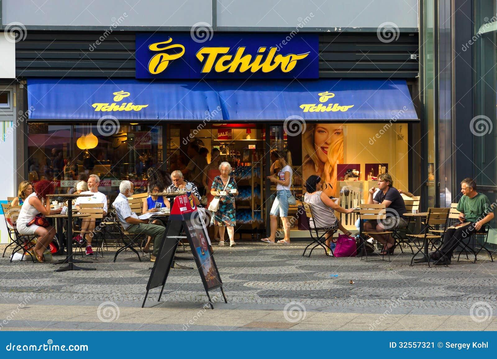 auf großhandel Weltweit Versandkostenfrei Heiß-Verkauf am neuesten Shop Tschibo On Kurfuerstendamm Editorial Photo - Image of ...