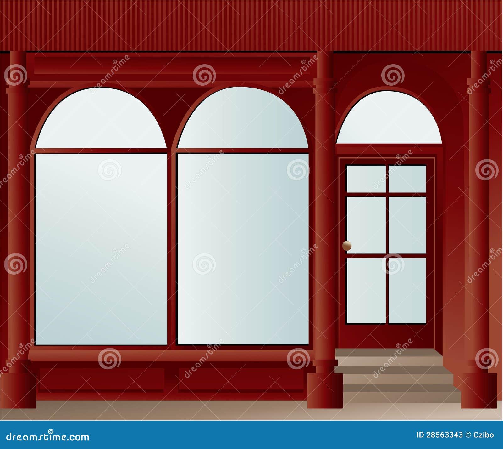 Shop Window Stock Photos Image 28563343