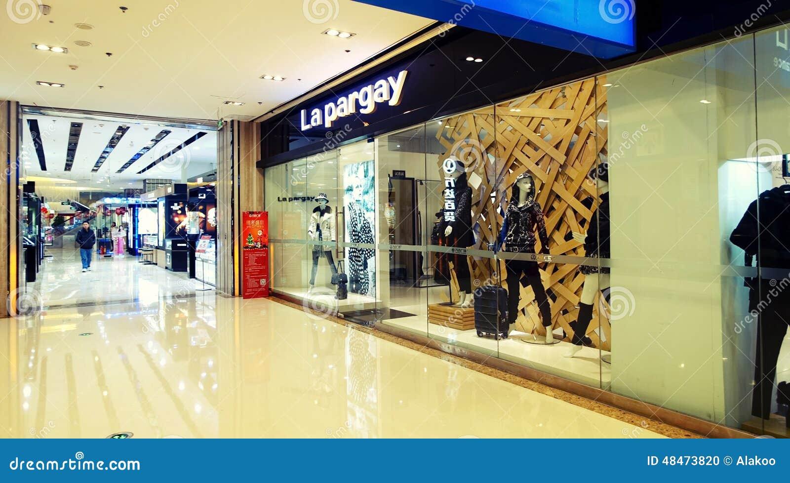 Shopping Center Shop Window Editorial Image Image 48473820