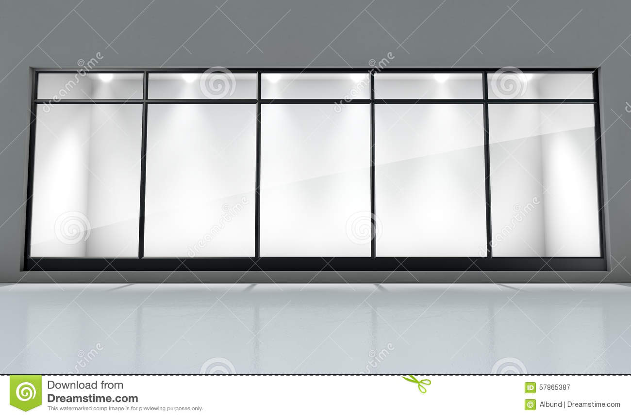 Shop Window Display Stock Image Image Of Sale Boutique