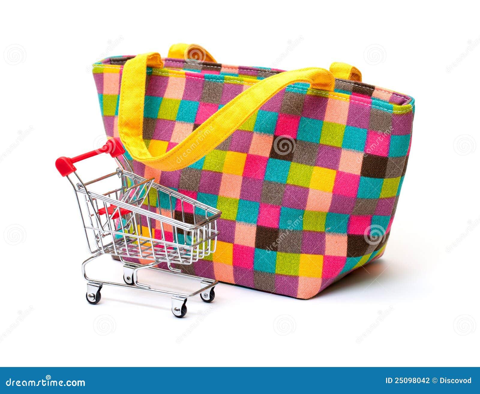 Shoppa för damtoalett för vagnstorkdukehandväska som är vibrerande