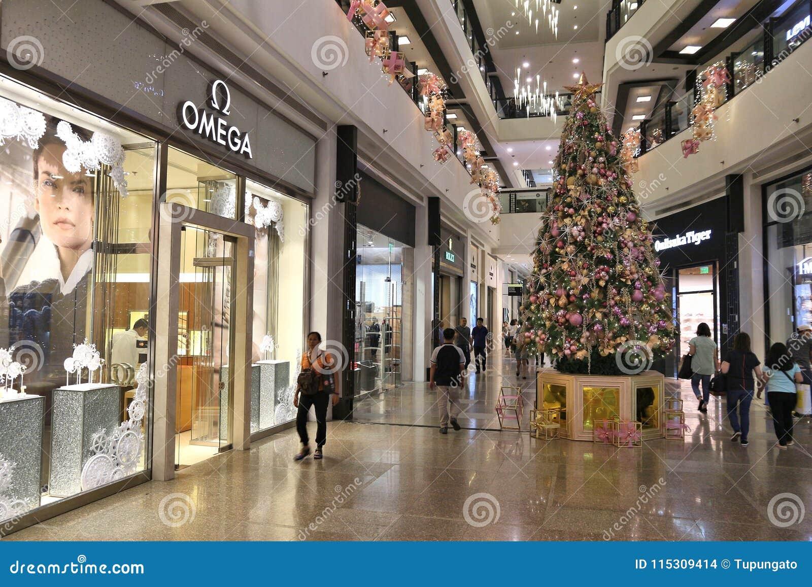 Shoppa i Manila