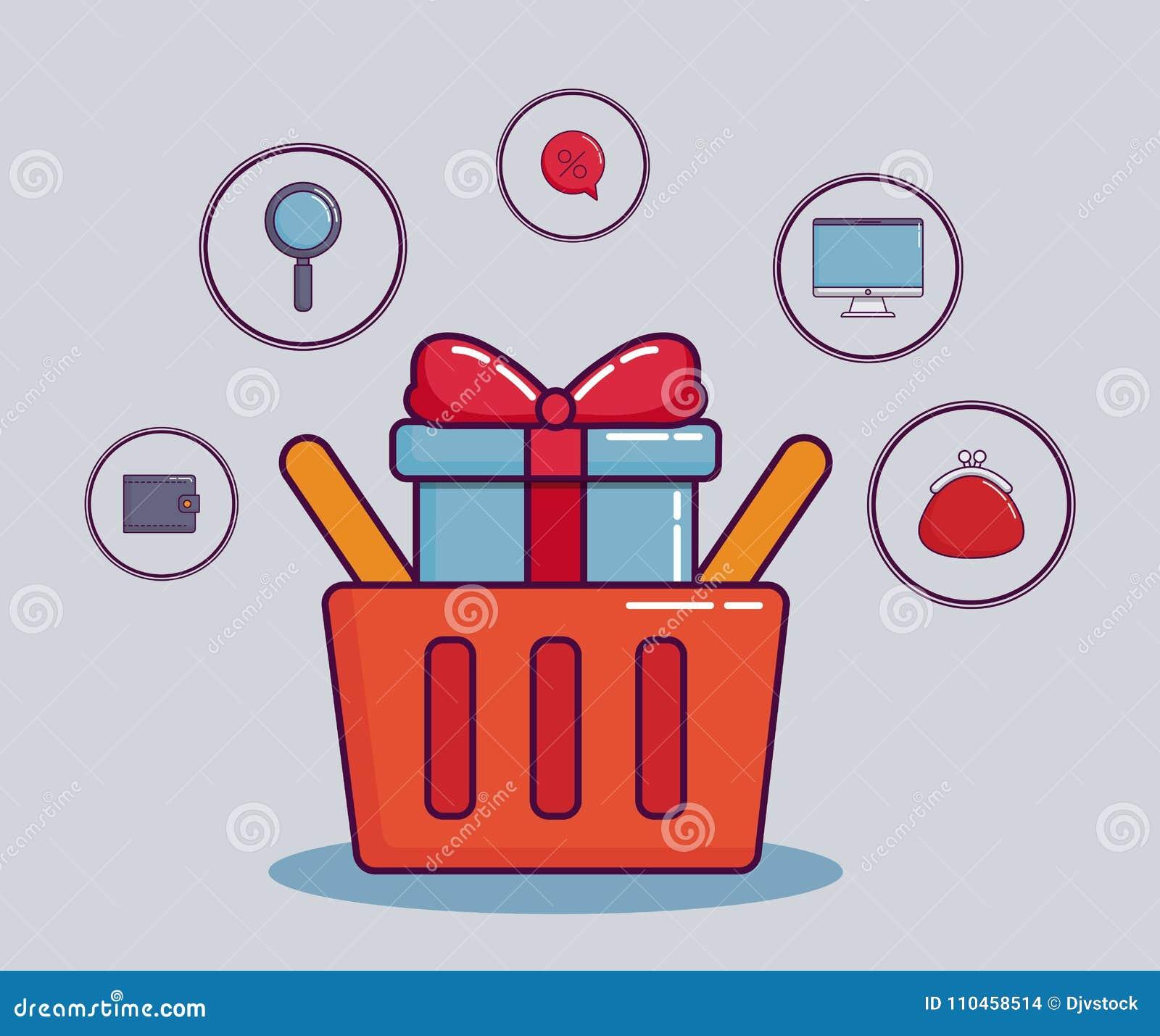 Shoppa och rabattdesign