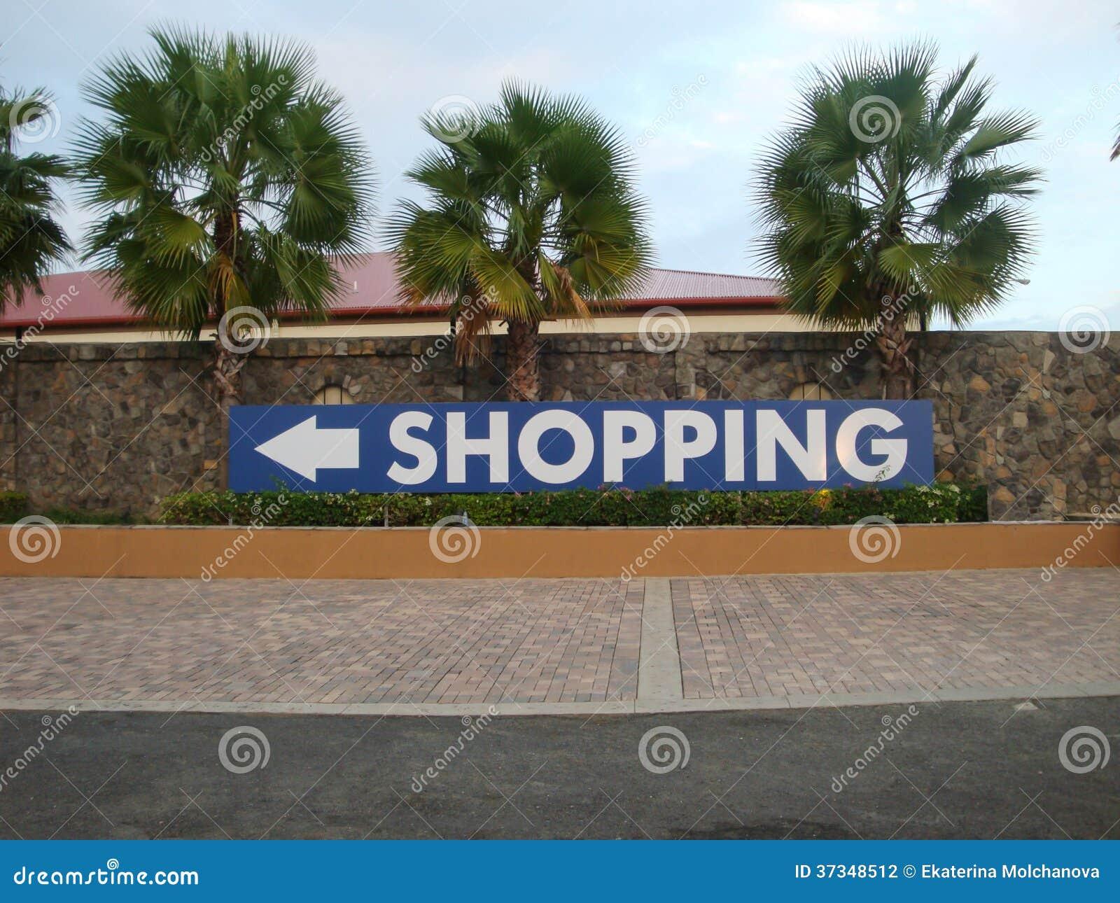 Shoppa till det vänstert