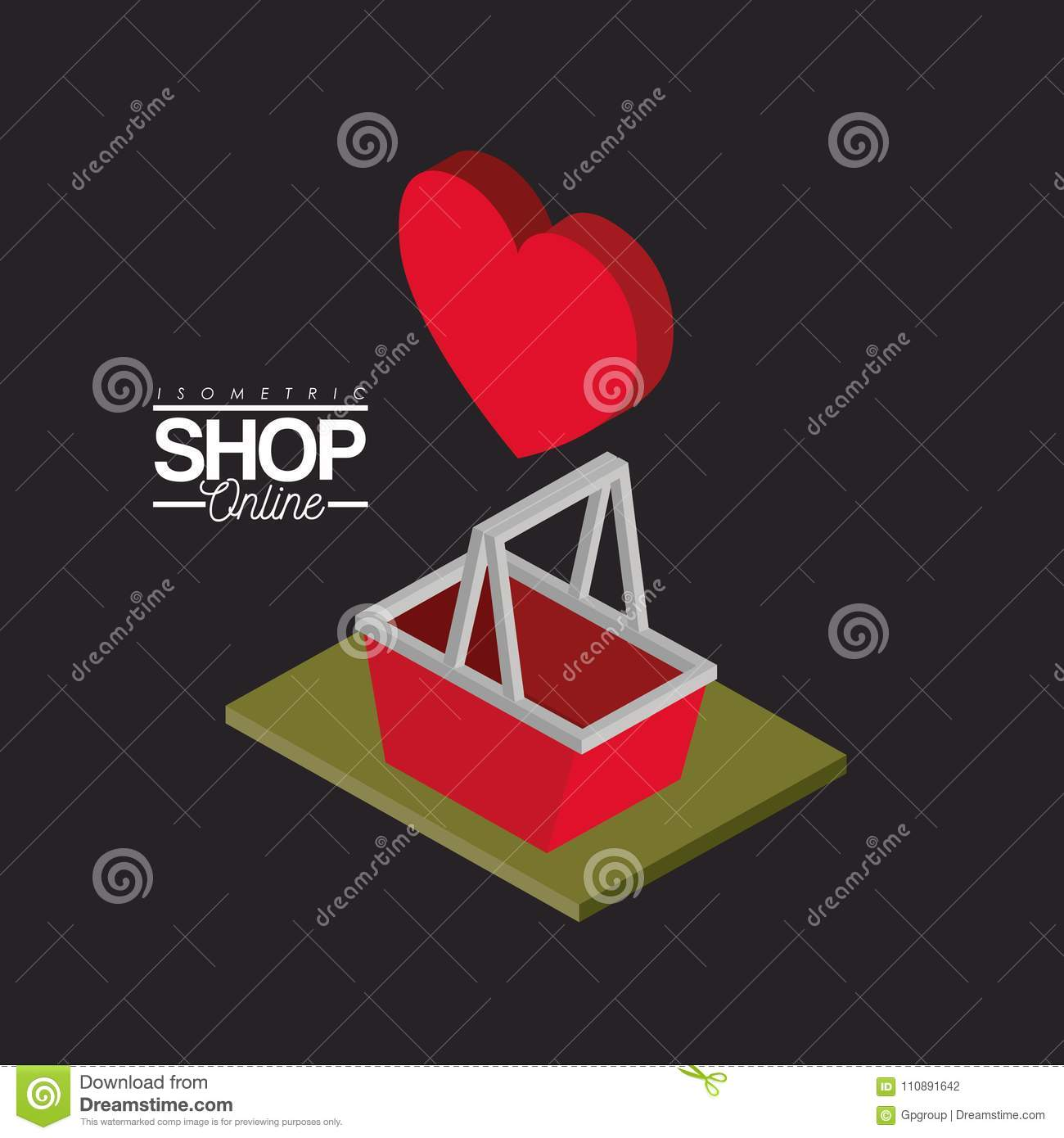 images Online Shopping With Heart