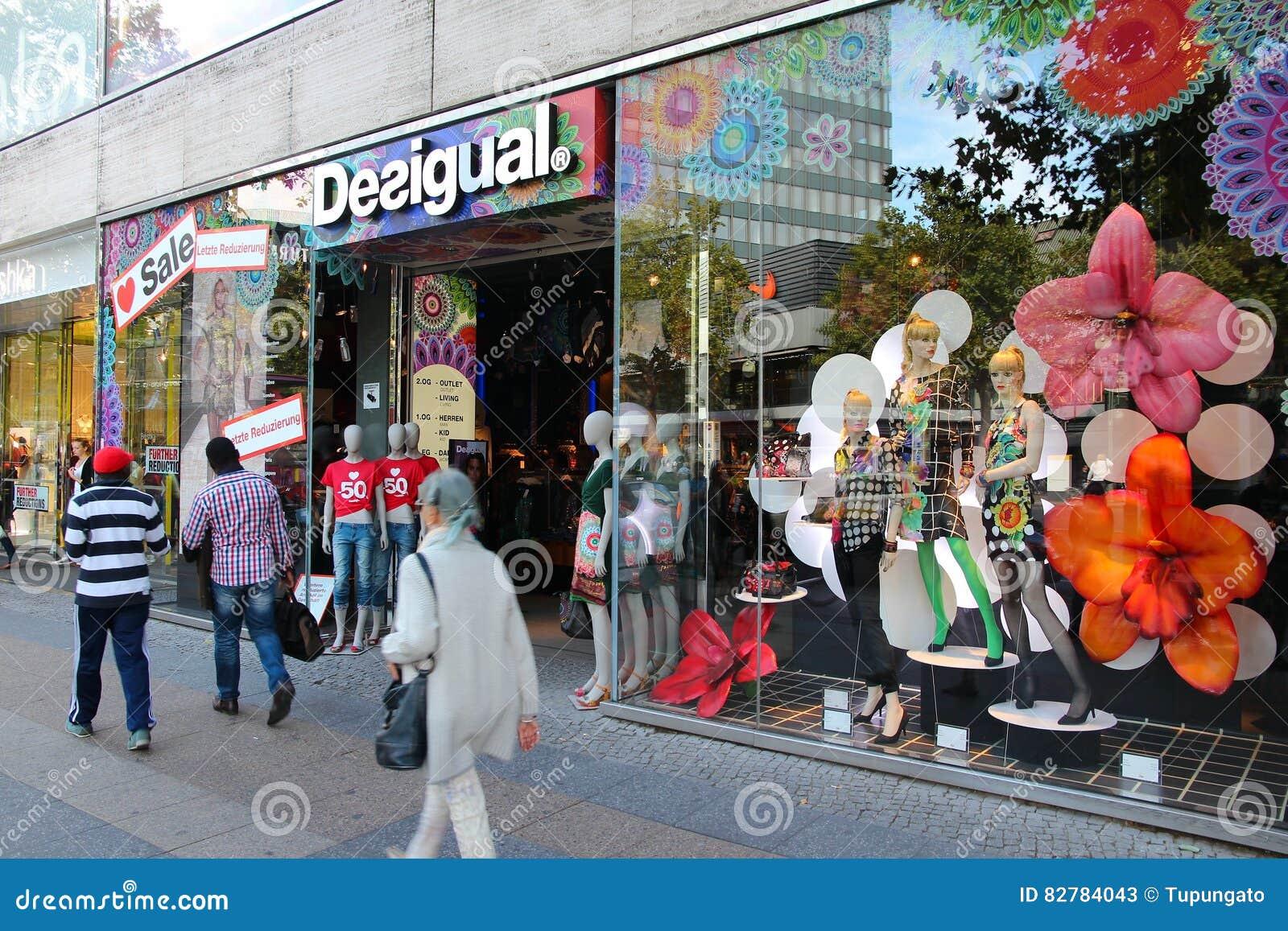 berlin kurfürstendamm shopping
