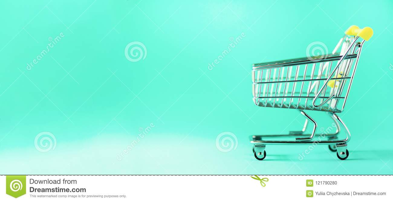 Shopping Cart Banners High Re Banners