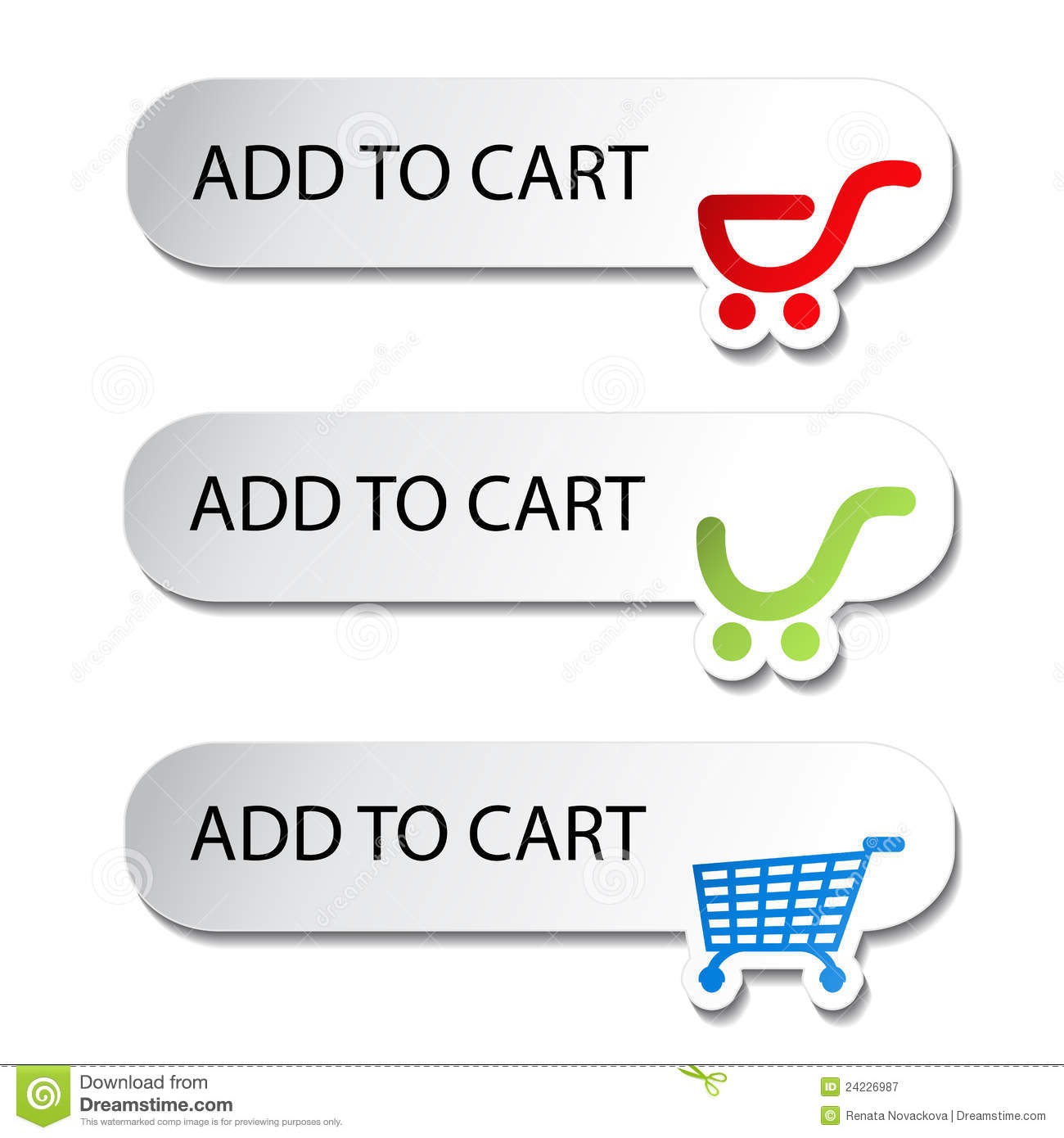 how to change add to cart button colour