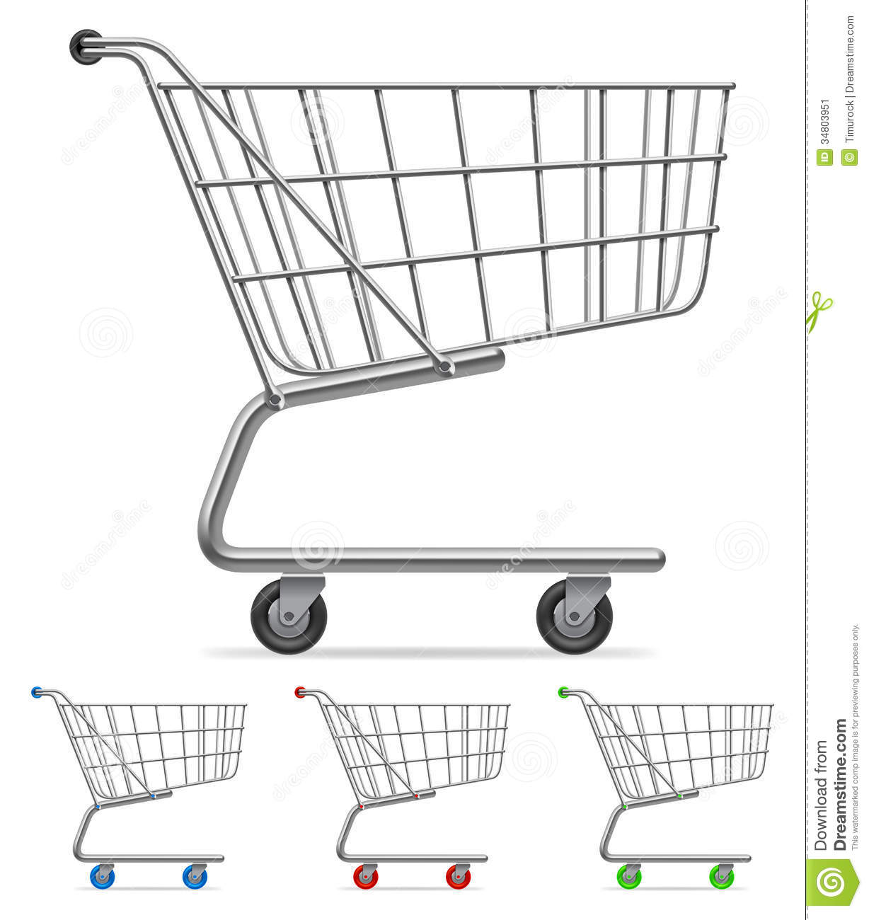 shopping cart clip art free sketch coloring page. Black Bedroom Furniture Sets. Home Design Ideas