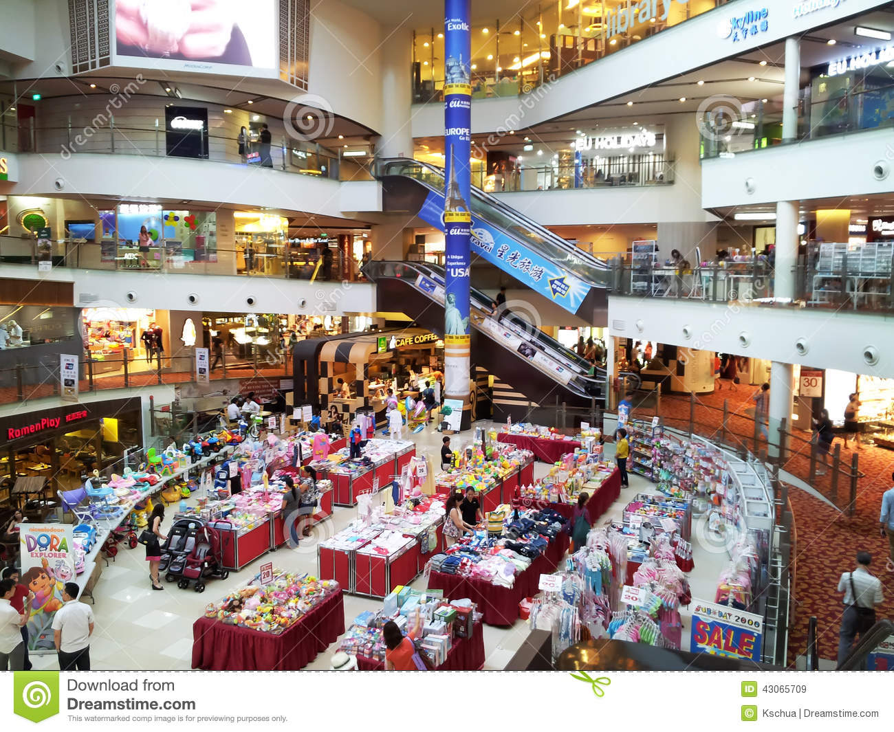 Great Singapore Sale – Discount Shopping Stores & Dates Orchard Road remains as the main destination for everyone, as it is the most well known shopping destination in Singapore. In particular, ION Orchard is always flocked by thousands of shoppers each day during the event.