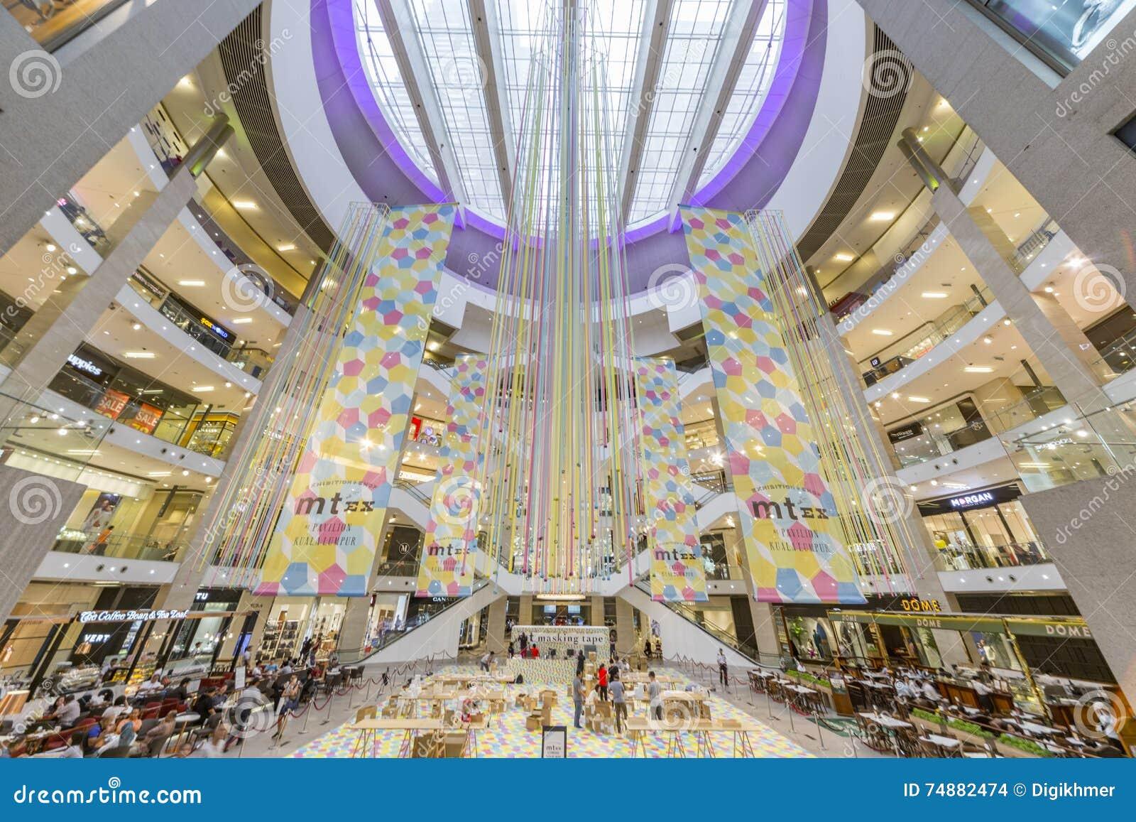 Shopping de Pavillion