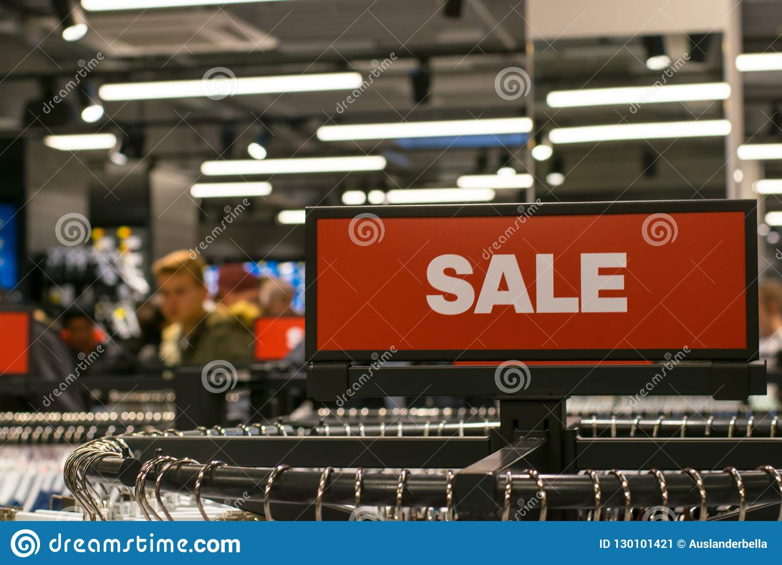 Shopping Fever Outletcity Metzingen, Germany Editorial