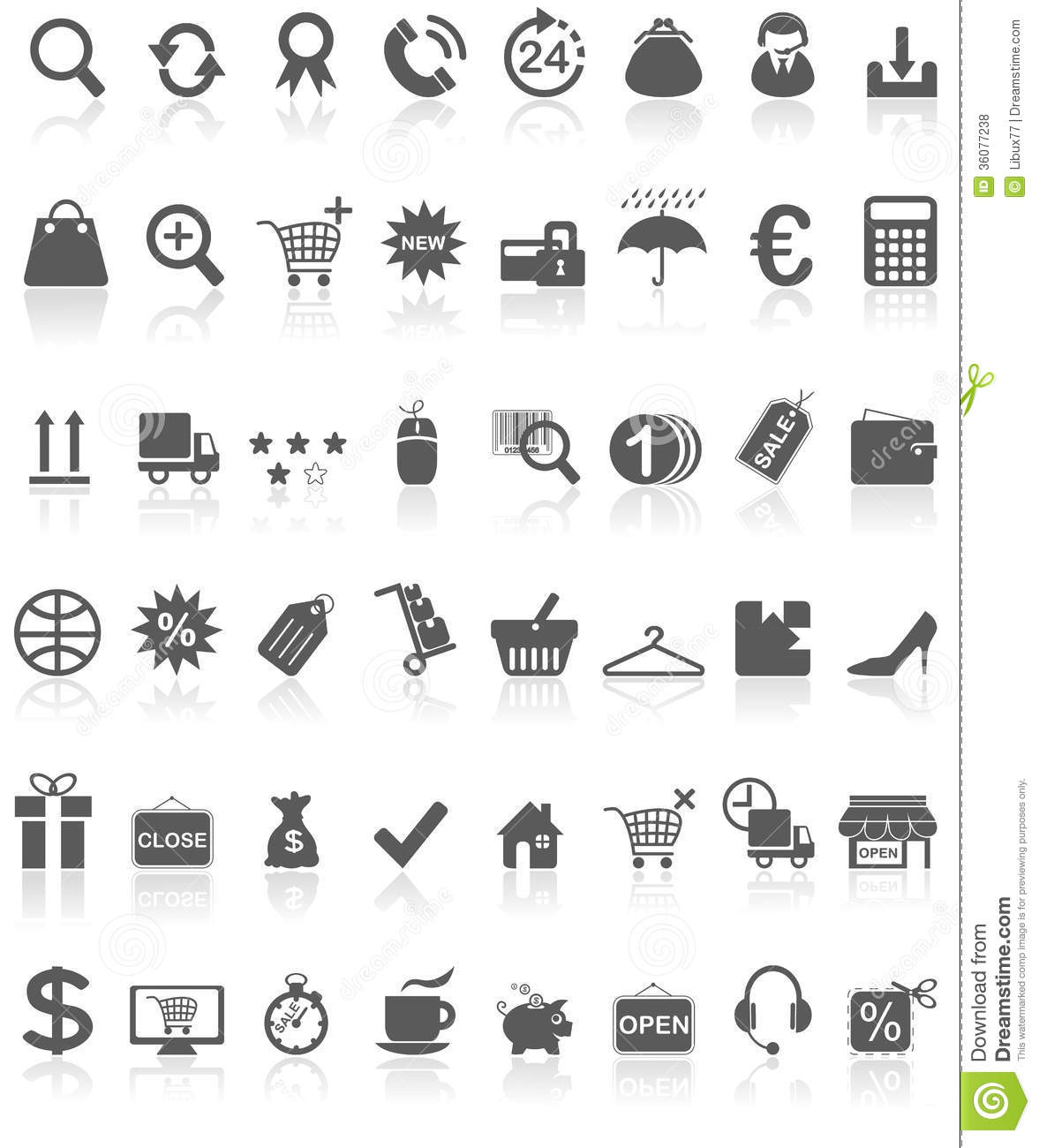 Shopping Cart Icon Vector Free Download