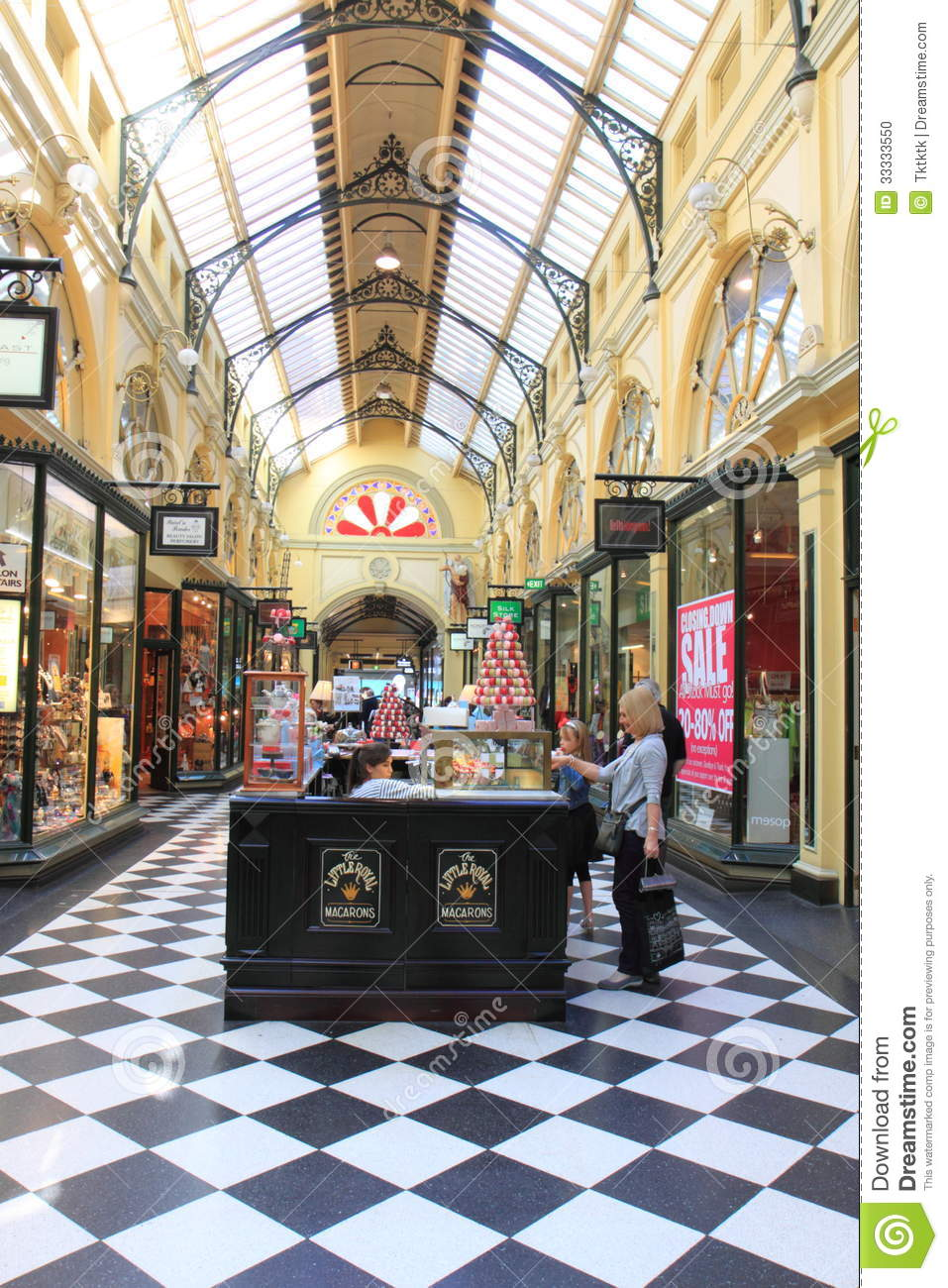 Explore Melbourne's famous laneways and beautiful arcades while shopping for locally designed and made products. A local guide will take you and a group of, Location: Melbourne, Australia.