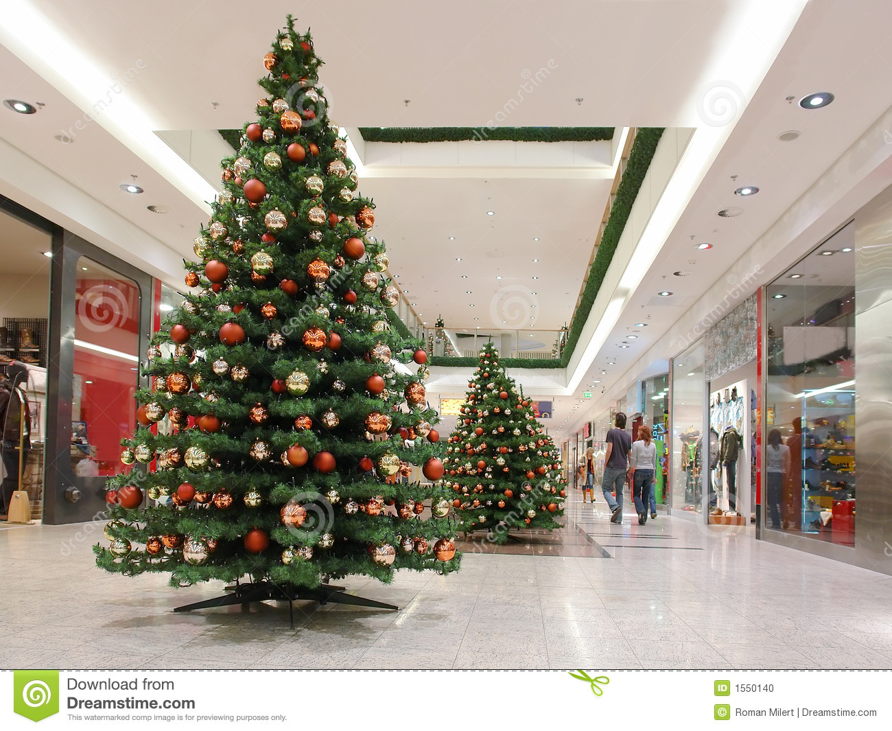 Shopping Artificial Christmas Trees
