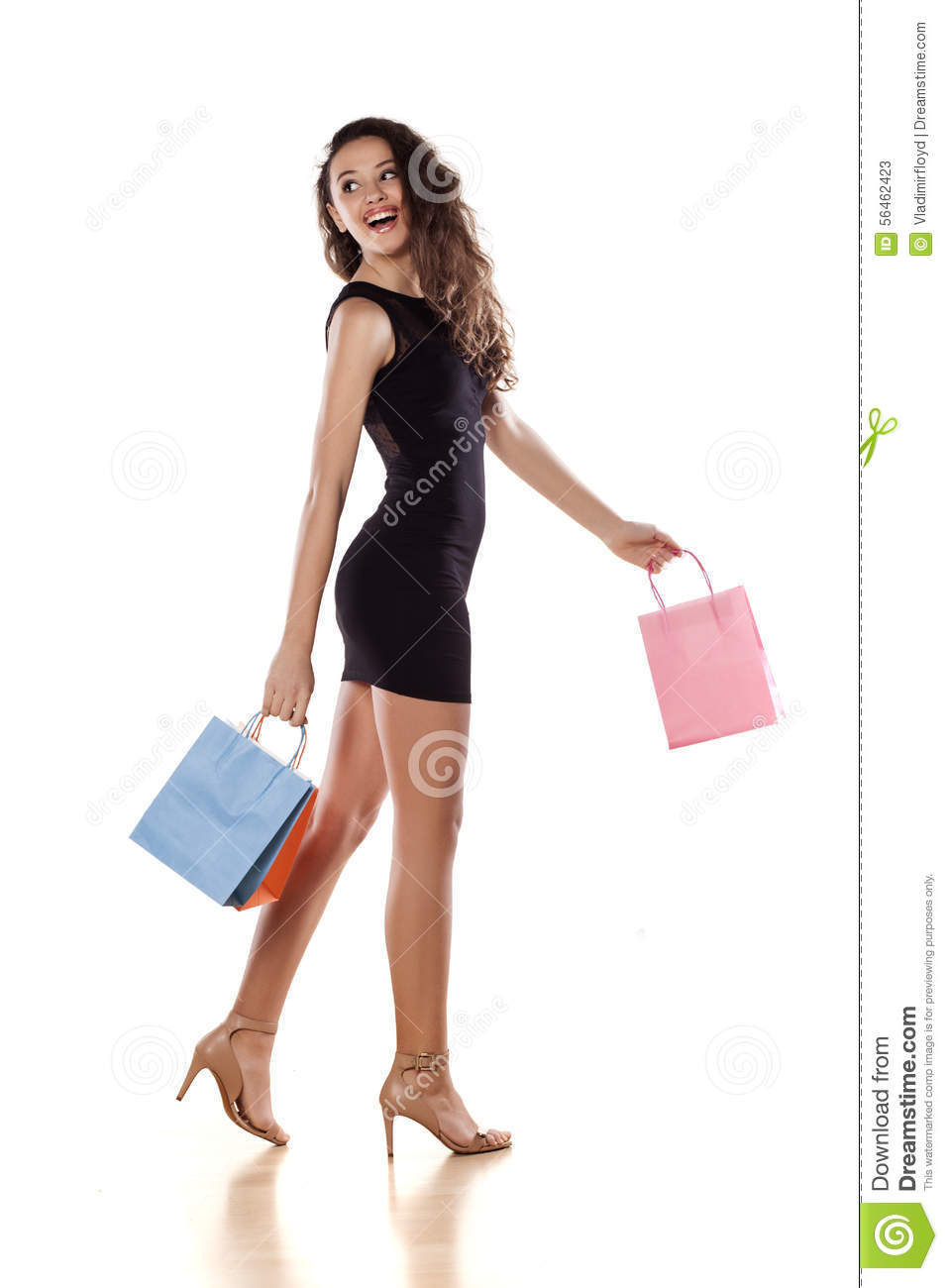 Shopping For High Heels