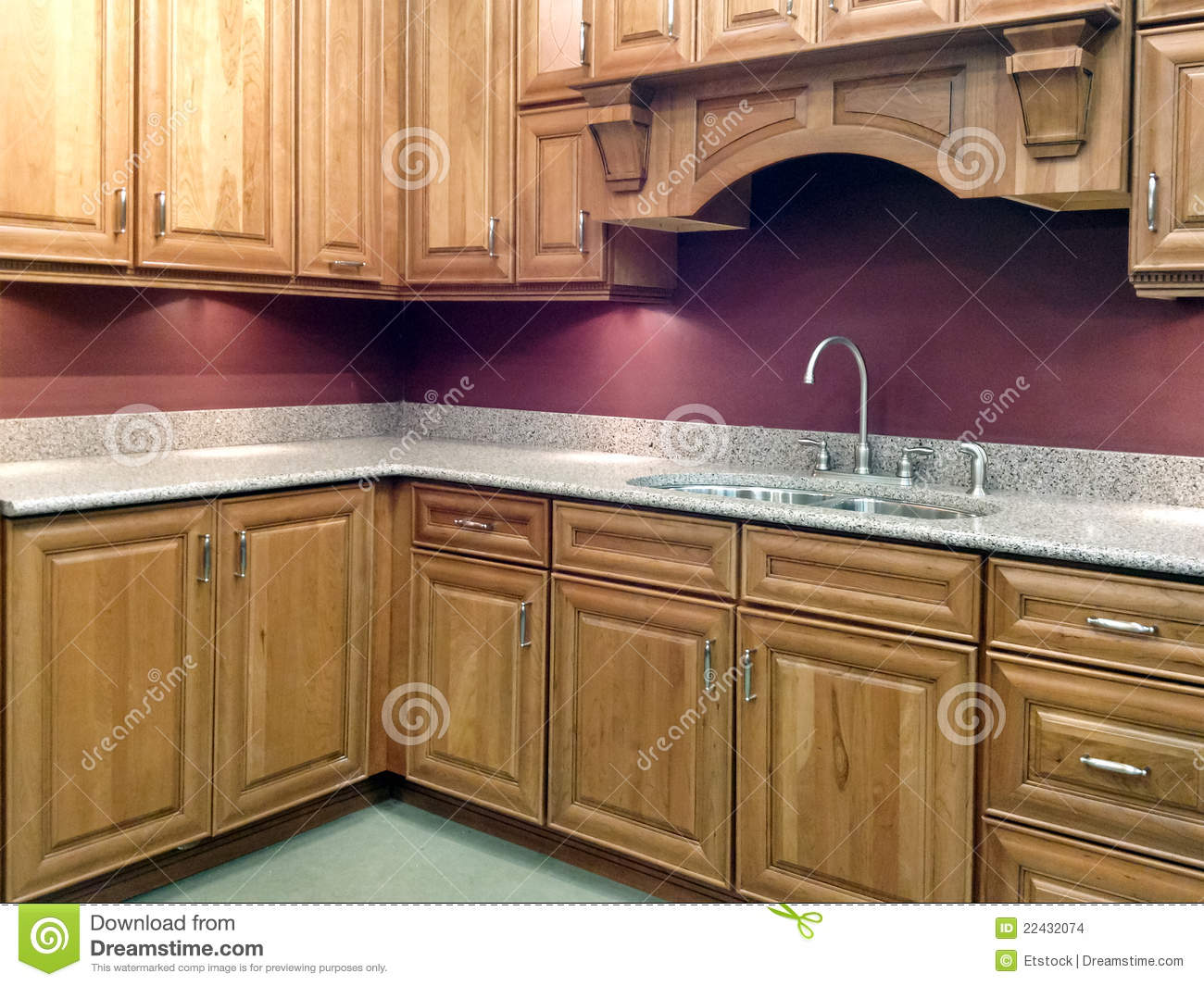 New Kitchen Furniture New Kitchen Furniture Stock Images Image 17484934