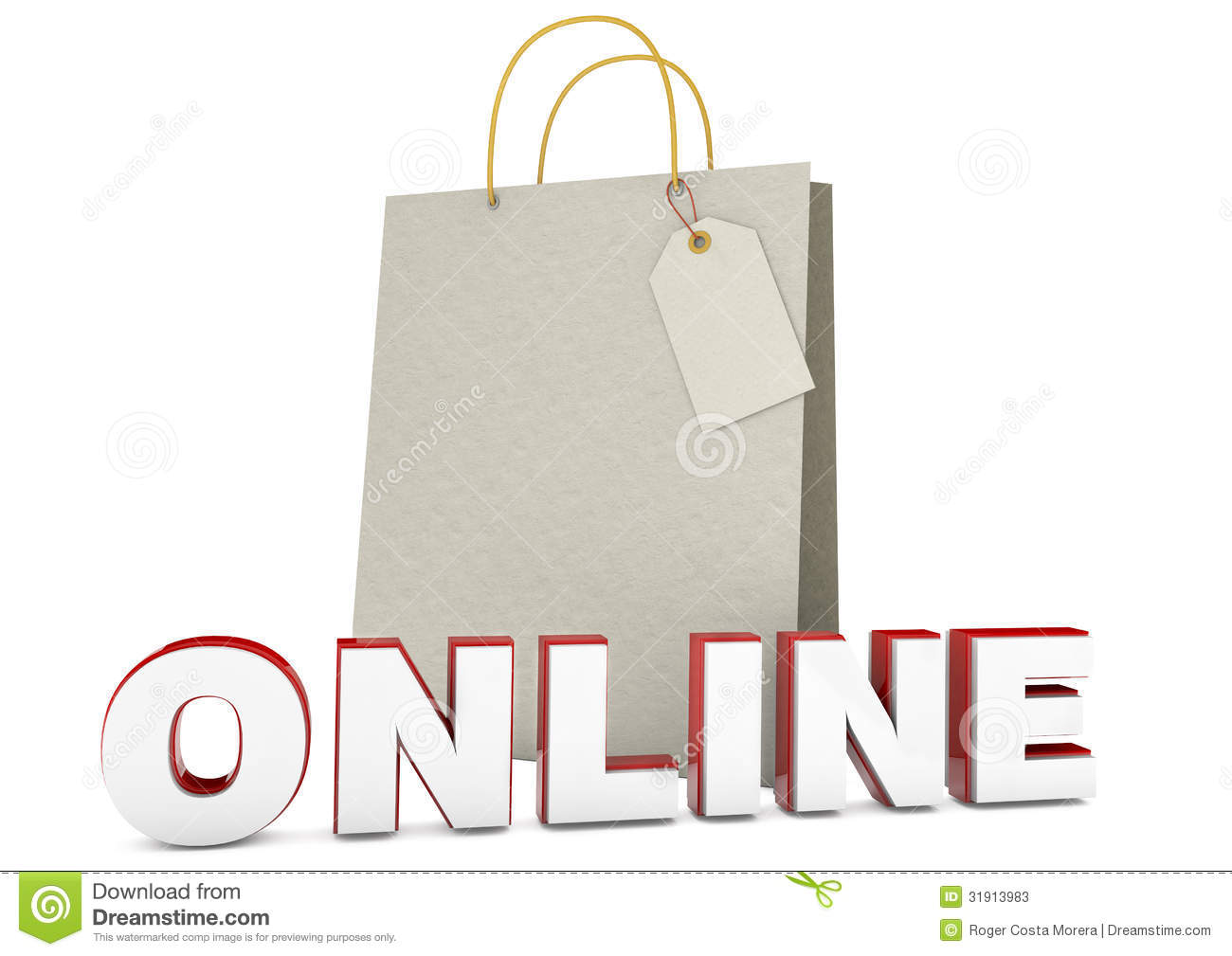 Label shopper online shopping