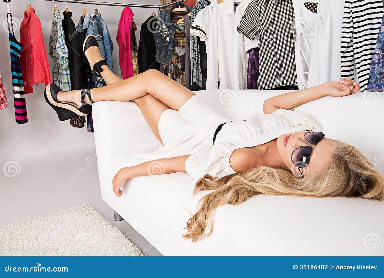 Women clothing stores. Paradise clothing store