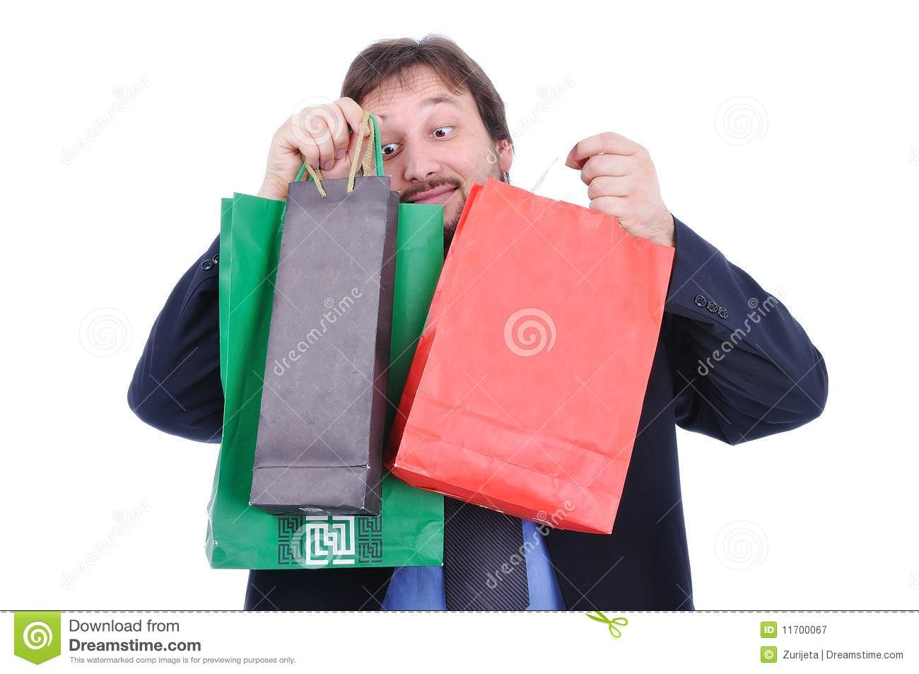 Expensive Car For Sale Or Gift Royalty Free Stock Image: Shopping Person Isolated Stock Image. Image Of Mania