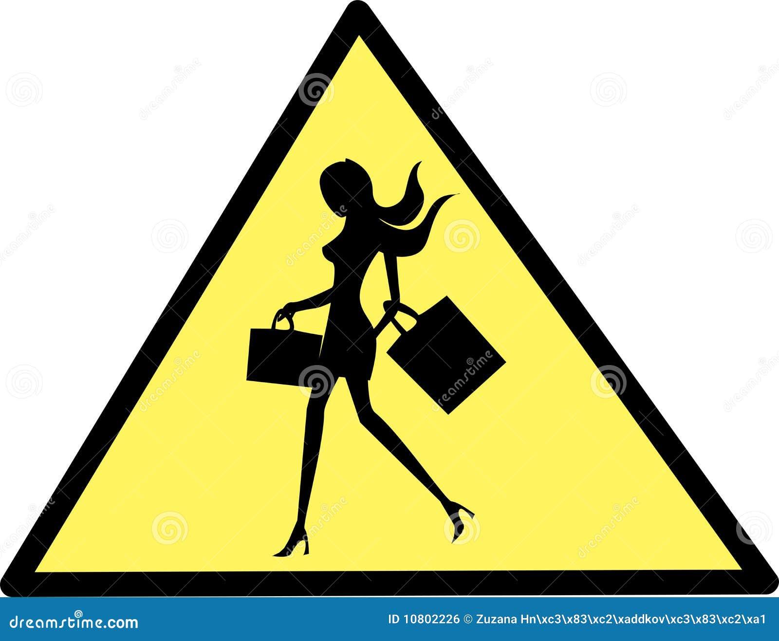 Shopping Sign Royalty Free Stock Image Image 10802226