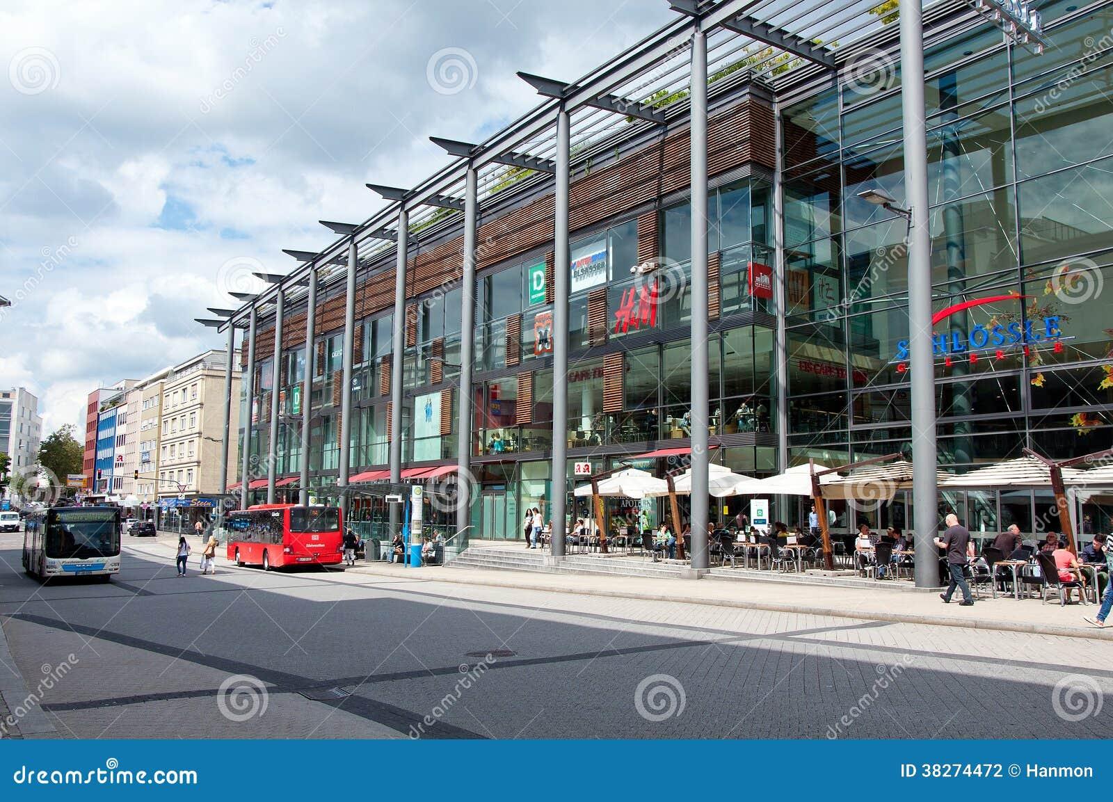 Shopping Pforzheim