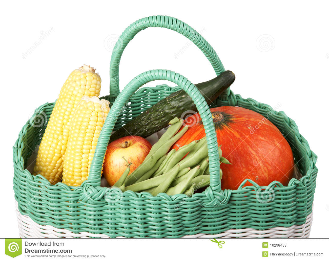 Shopping Vegetable Royalty Free Stock Photos - Image: 10298438