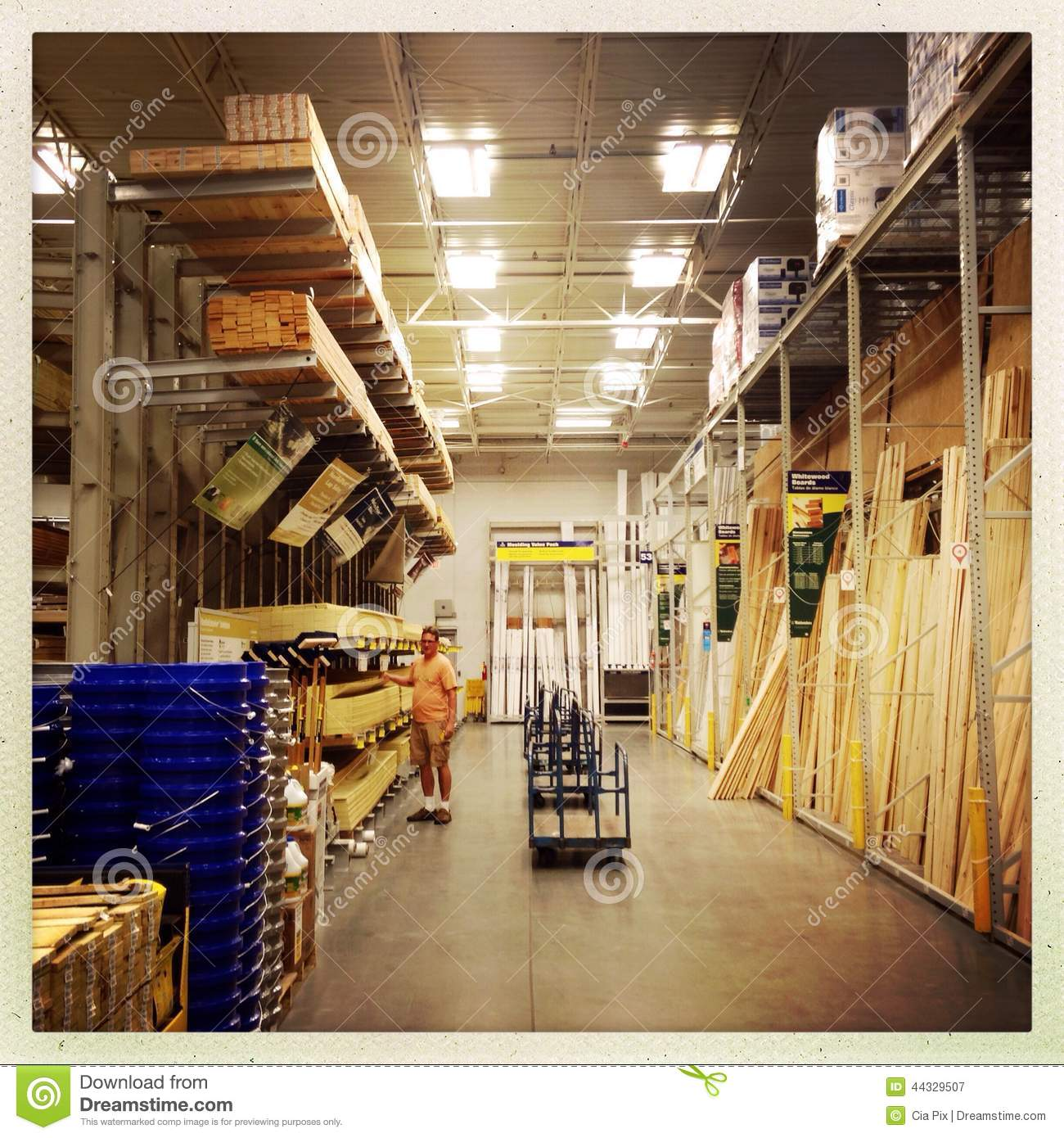 Outstanding Shopping for wood at home improvement store Editorial Photography 1300 x 1390 · 242 kB · jpeg
