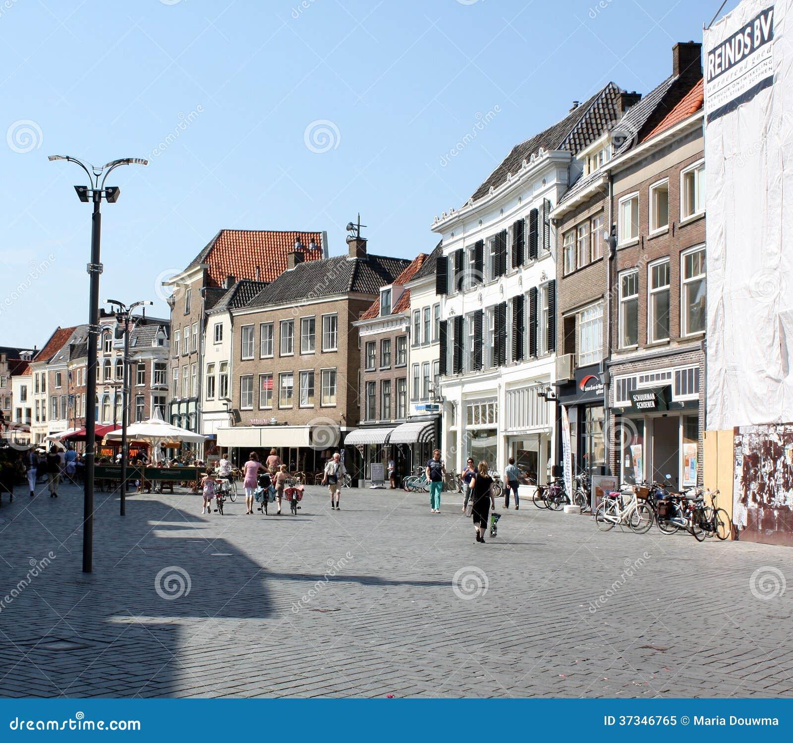 Shoppinggata