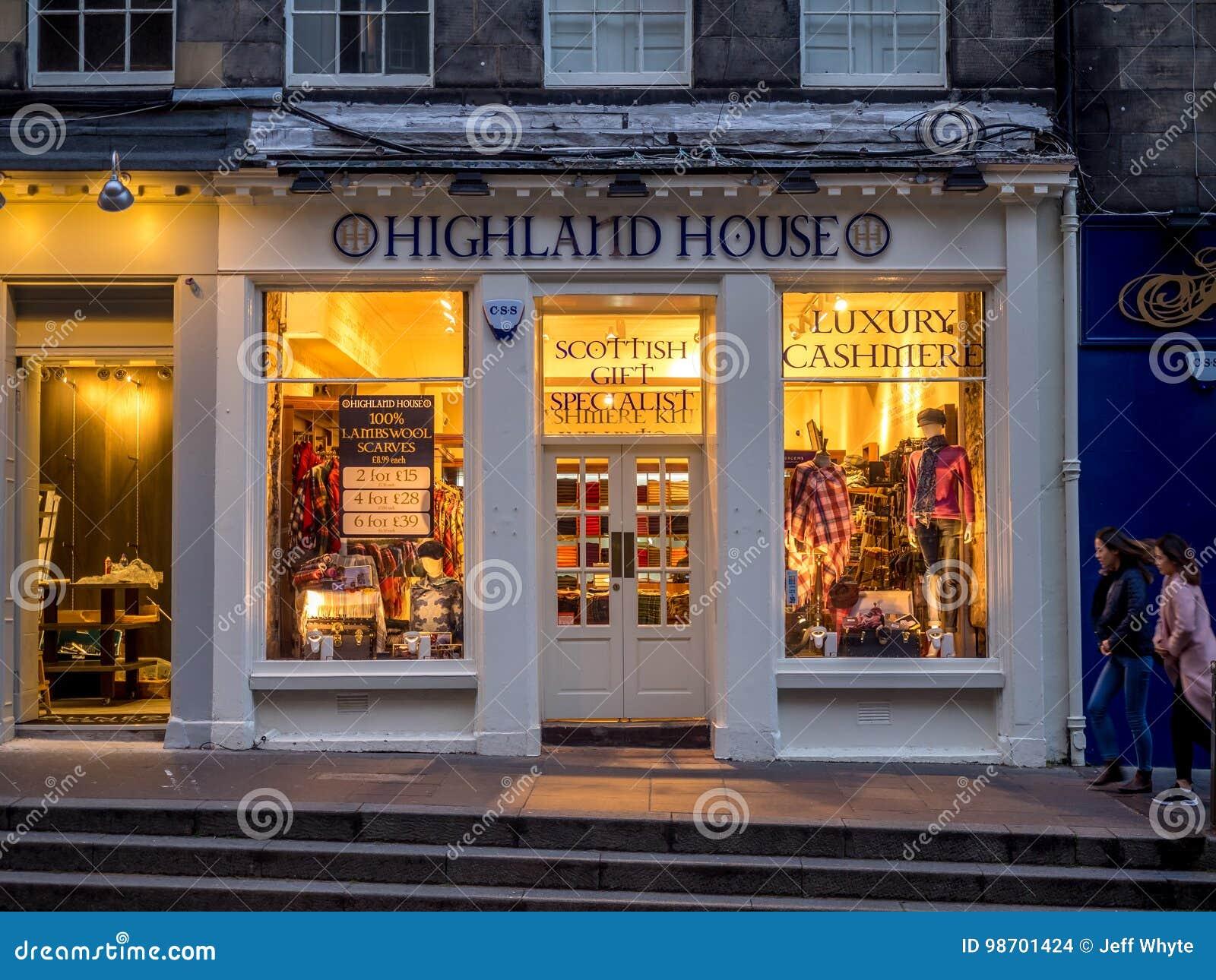 Afbeeldingsresultaat voor scottish shops