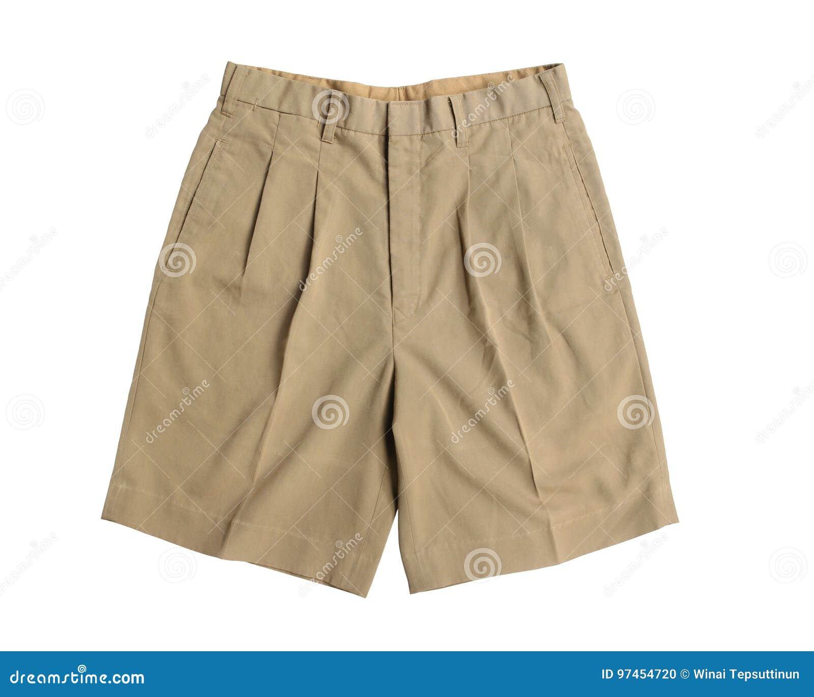 Shorts thaïlandais d étudiant