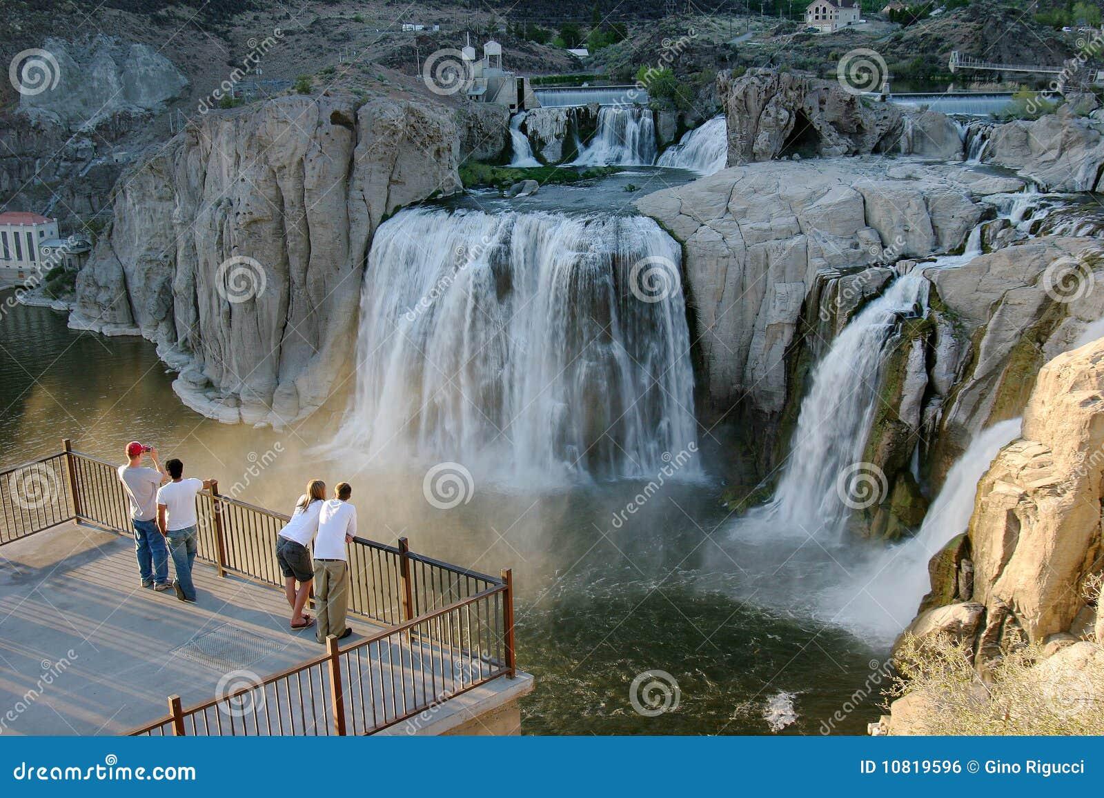Shoshone Falls, Idaho.