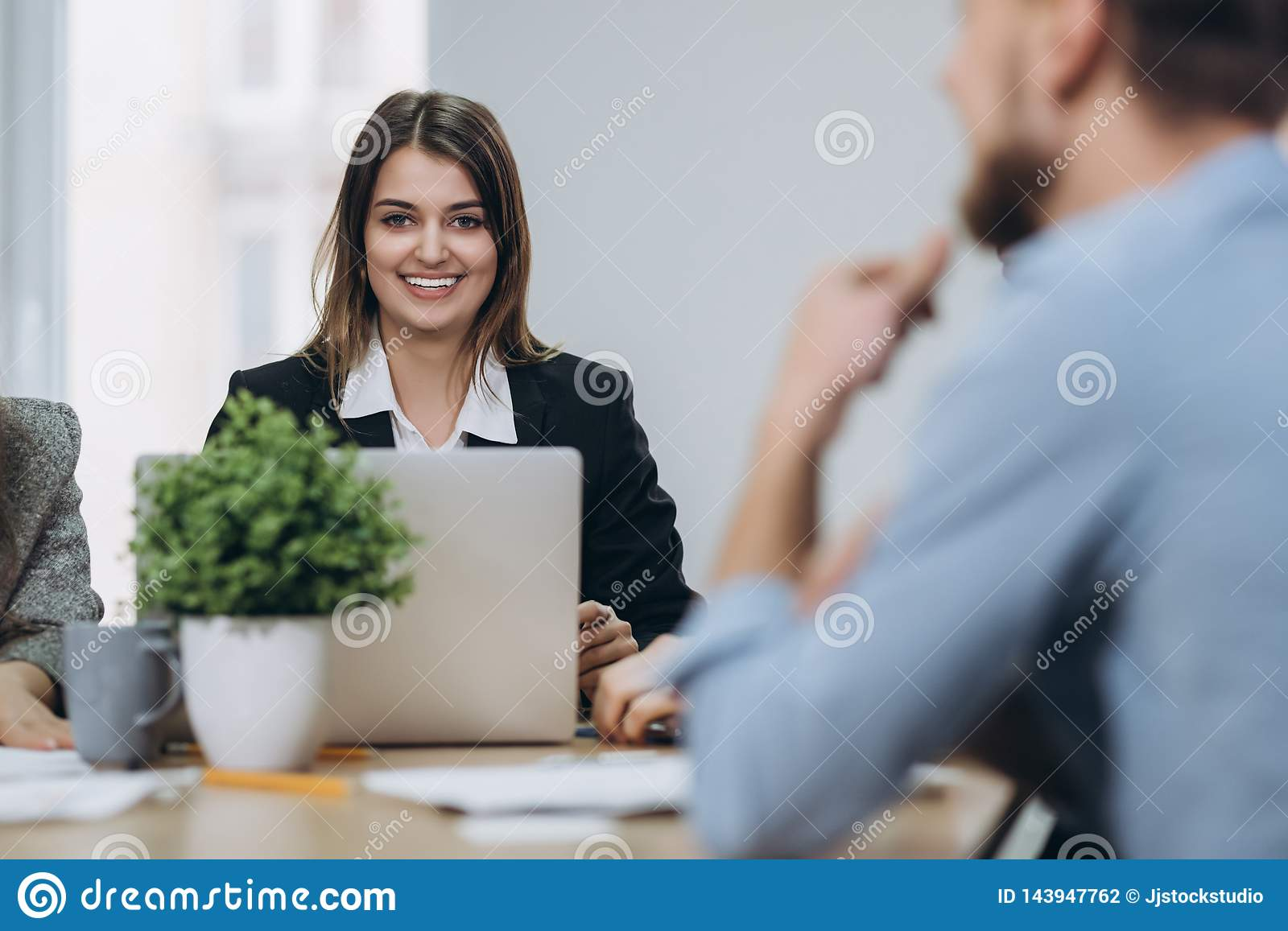Shot of an attractive mature businesswoman working on laptop in her workstation