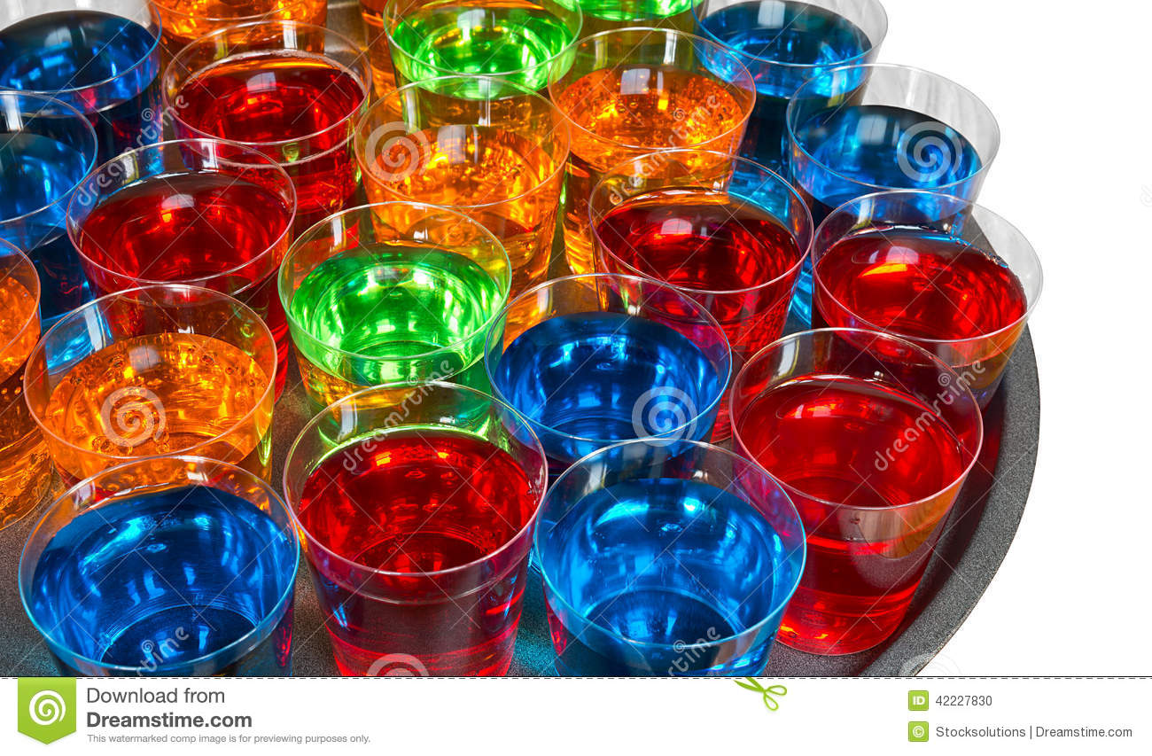 Best Shooters Drinks All Time