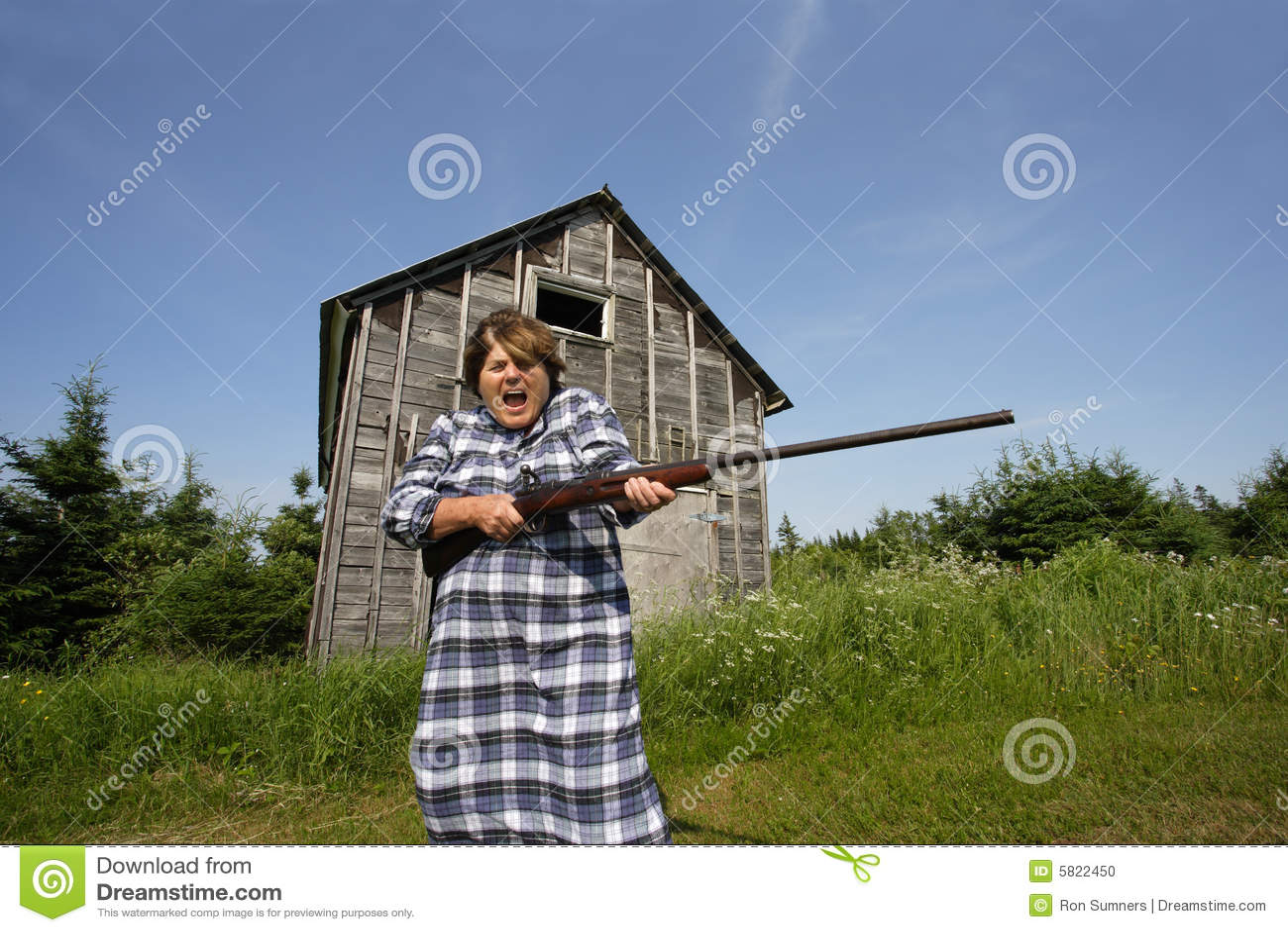 Shotgun Sally