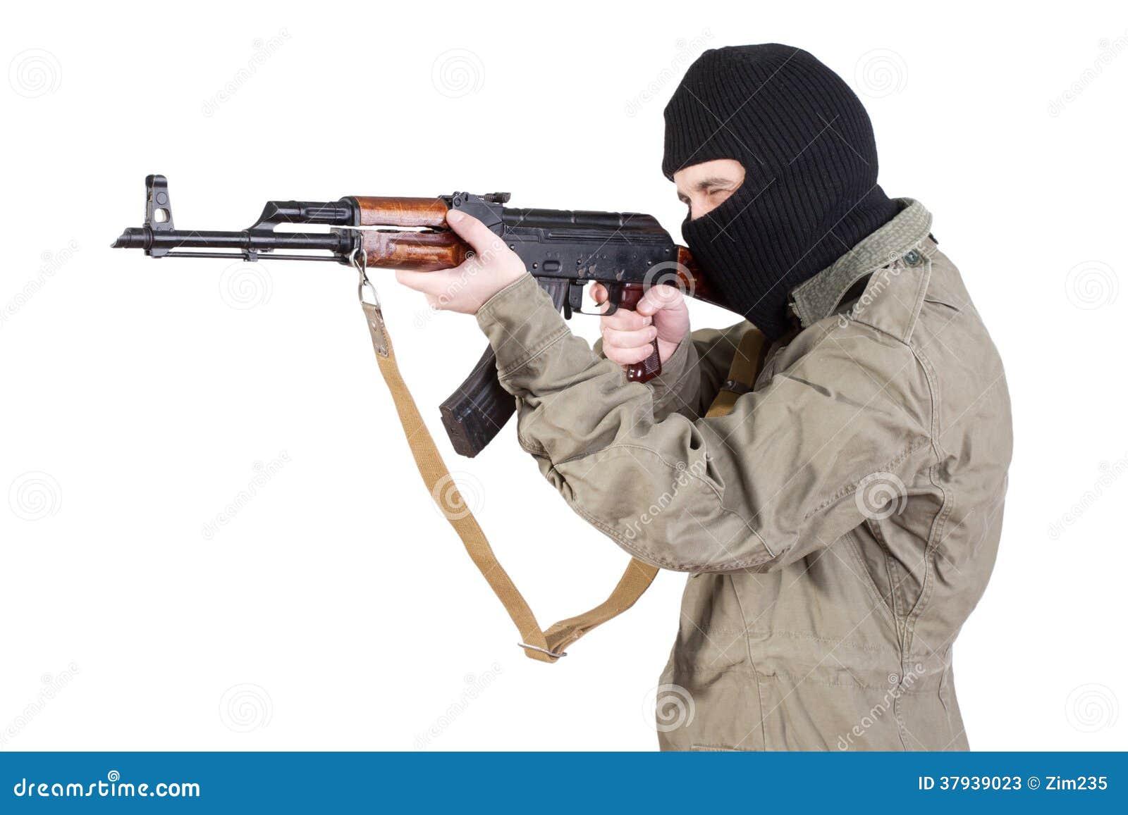 Shoting Terrorist