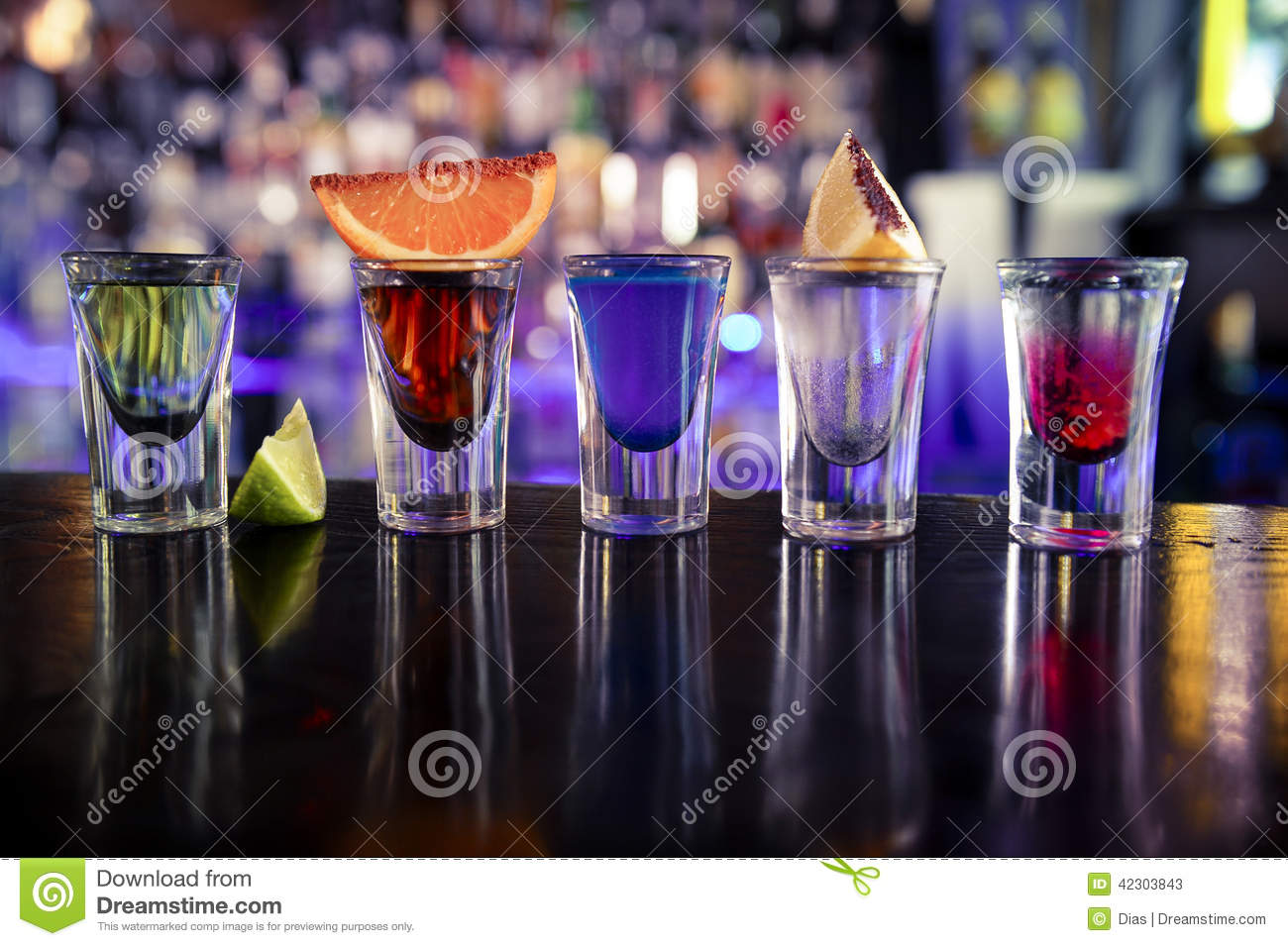 Best Alcohol Shots to Order and Drink - iCohol.com