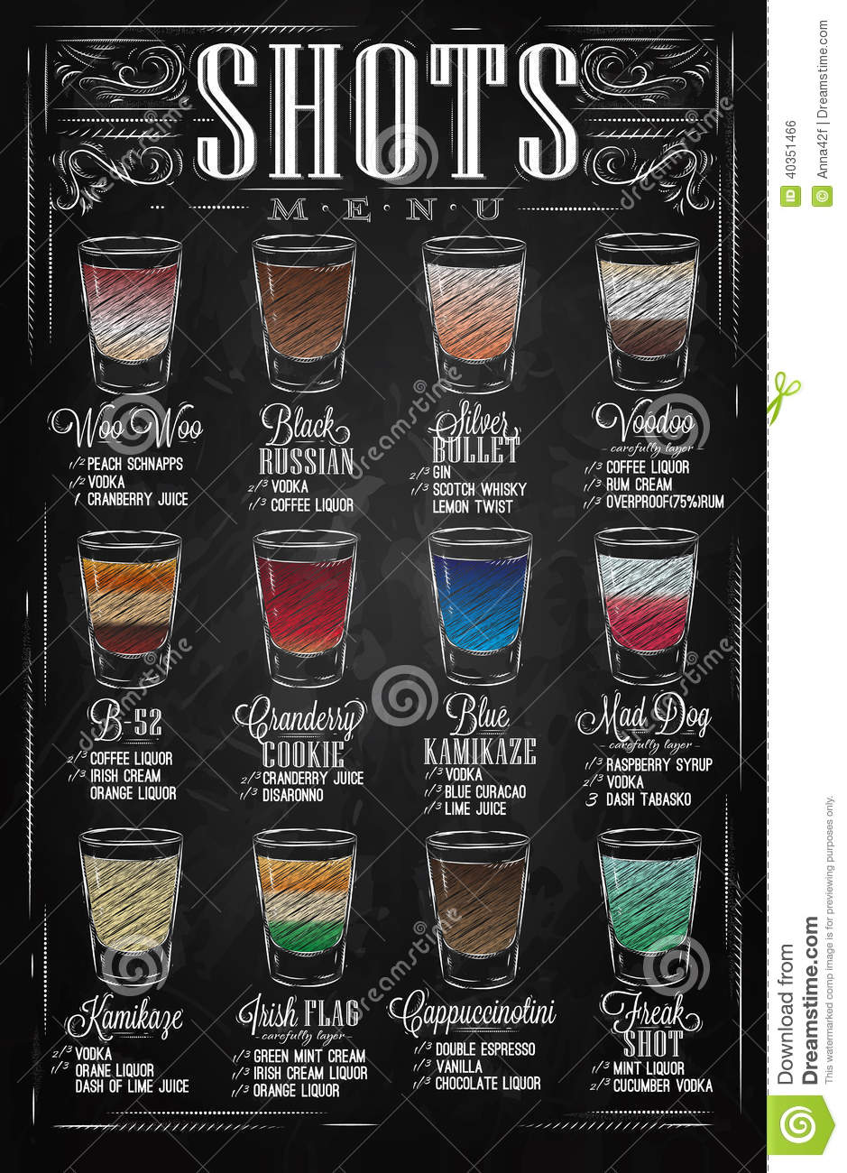 Chocolate Alcoholic Drinks