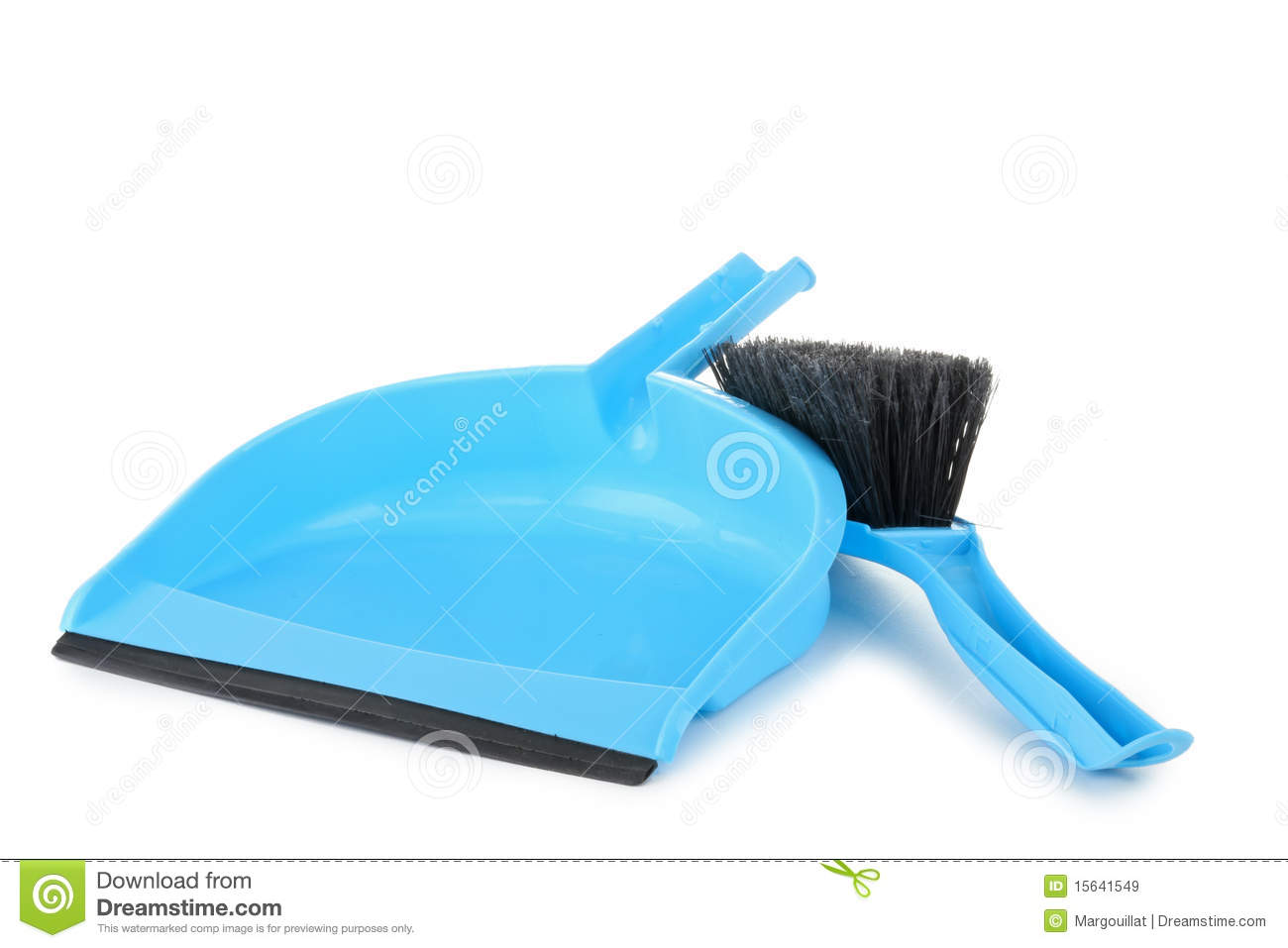 Shovel And Brush Royalty Free Stock Images Image 15641549