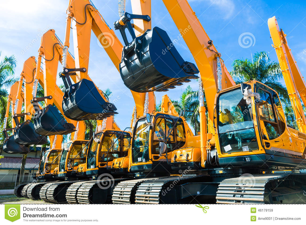 mining equipment business plan