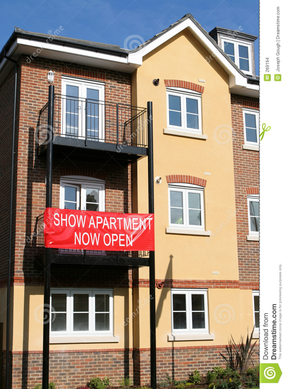 Show Apartment Now Open