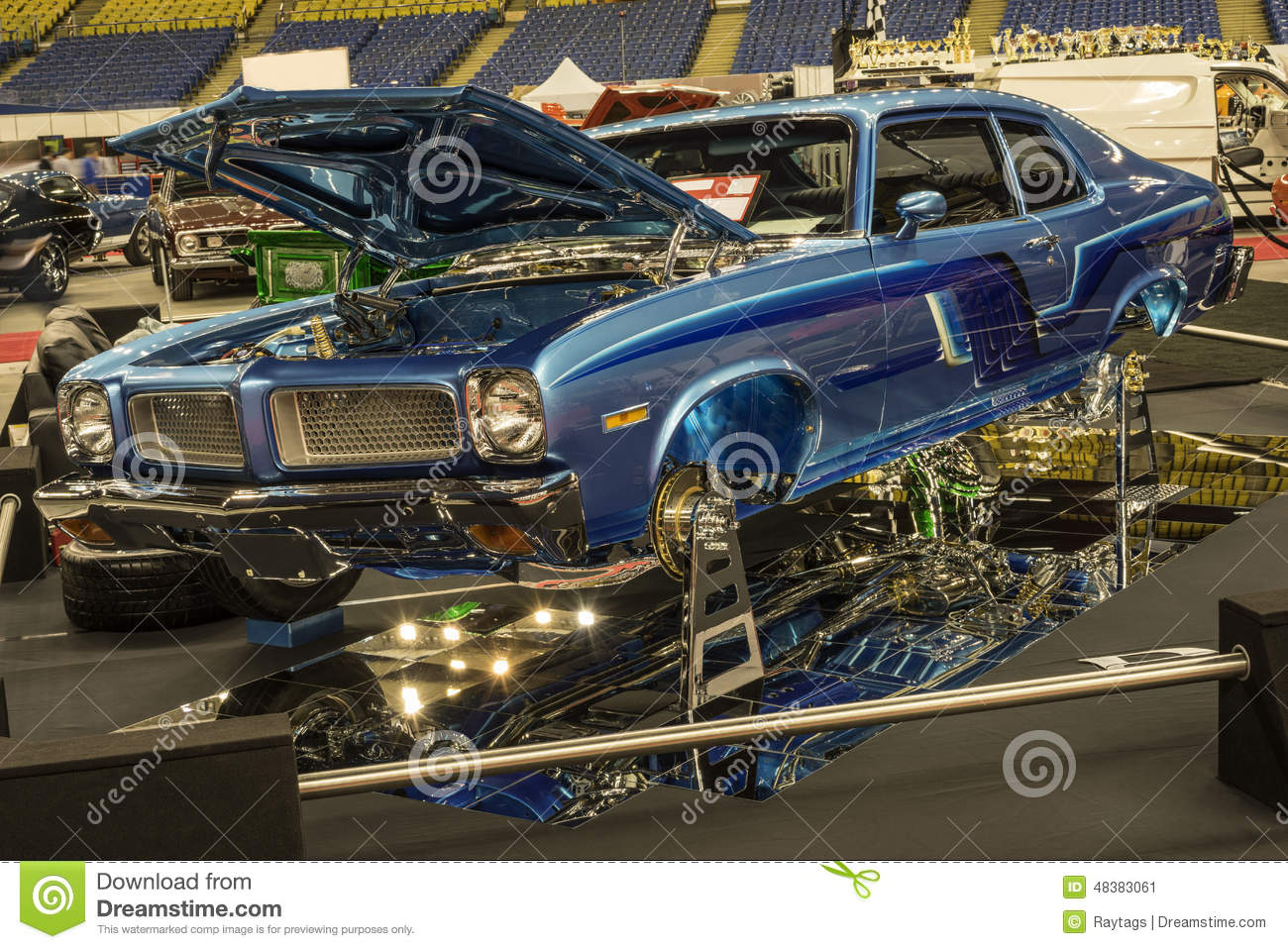 Car Show Barriers