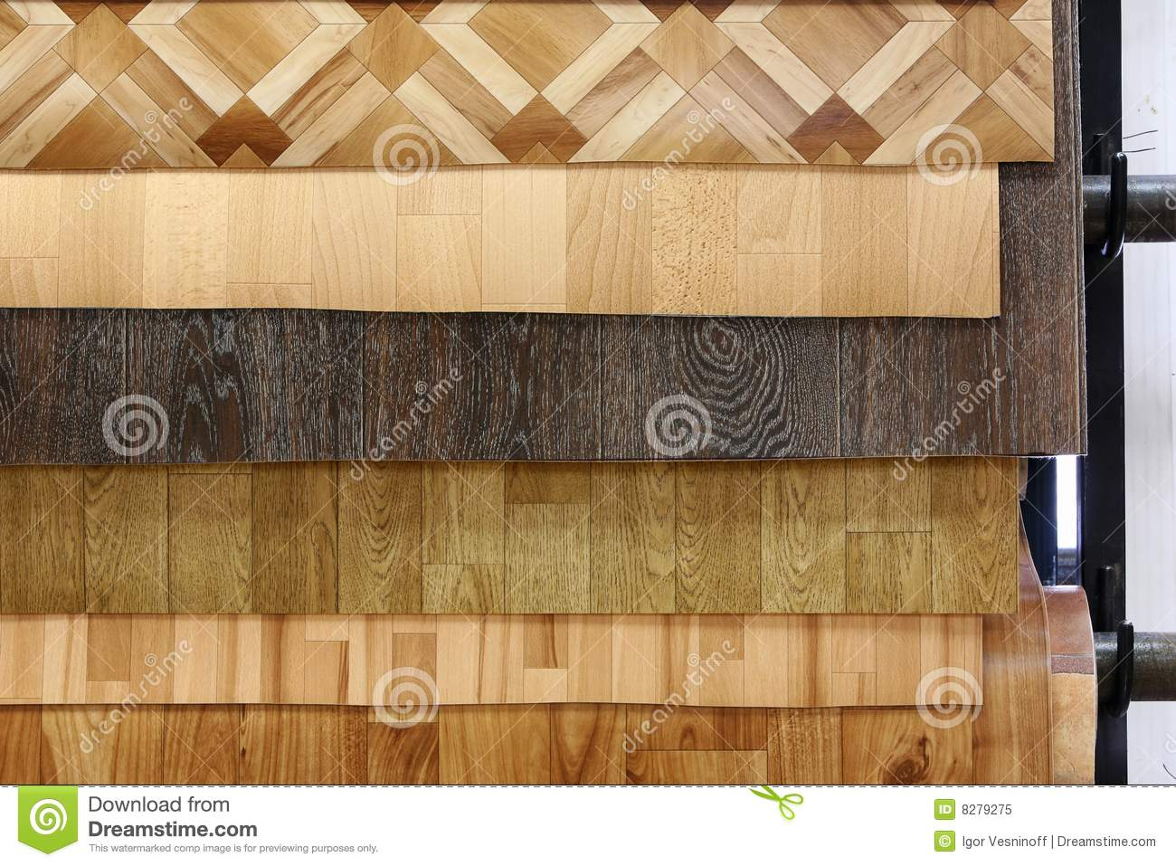 Show Window Linoleum Stock Image Image Of Design Wear