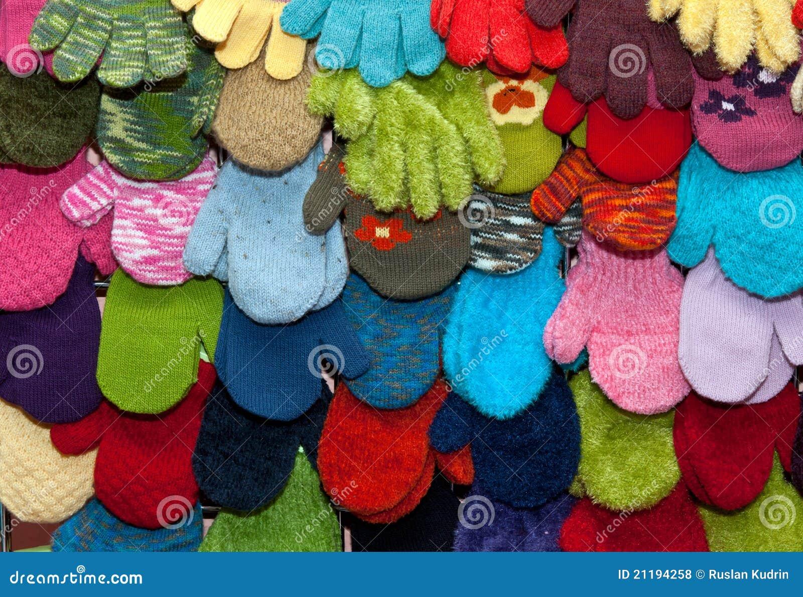 Showcase children s mittens and gloves