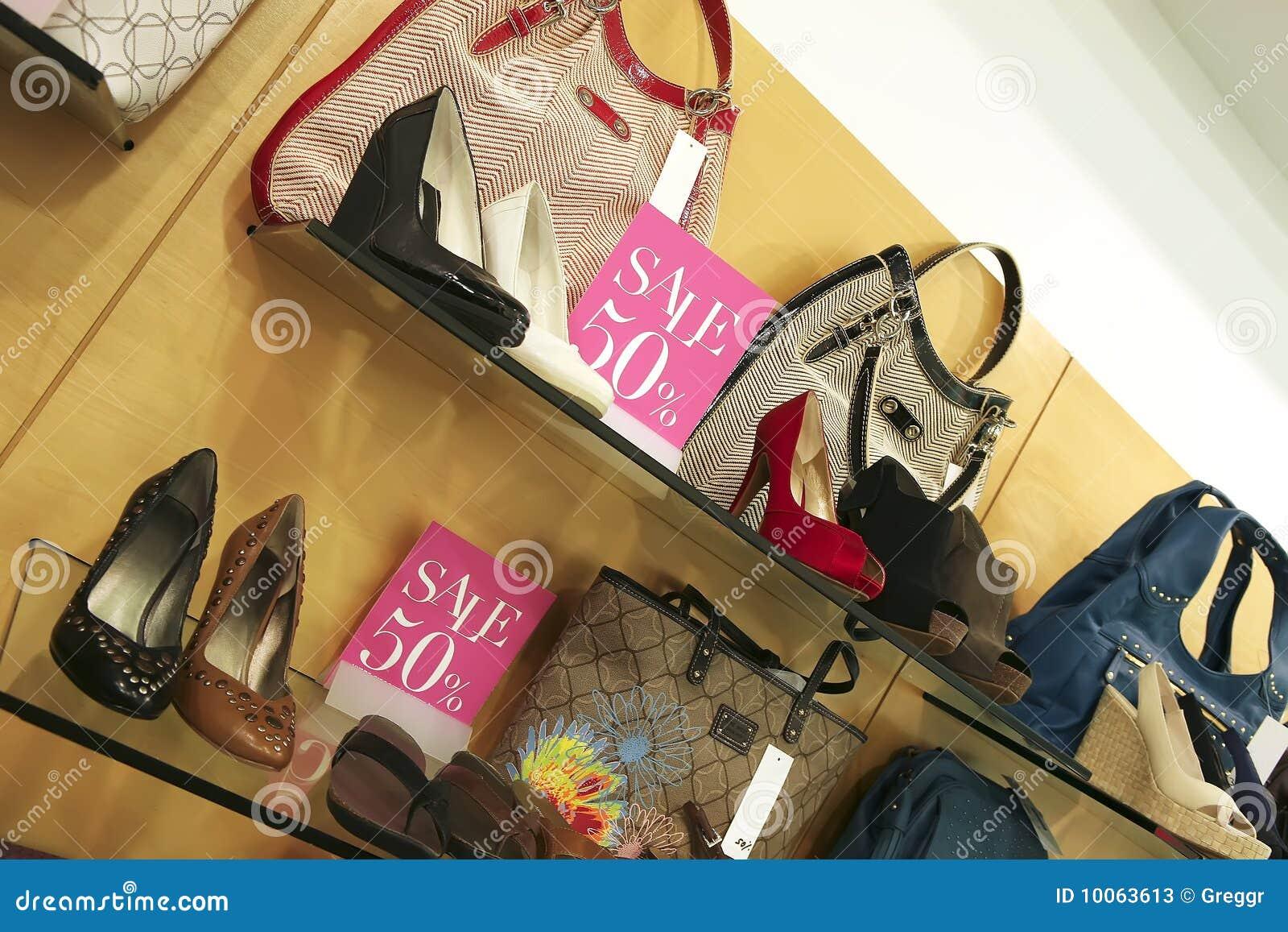 Showcase do boutique
