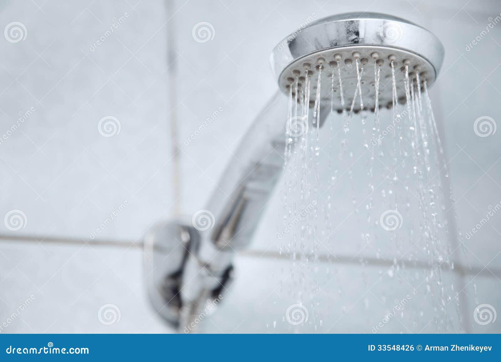 Shower Royalty Free Stock Image Image 33548426