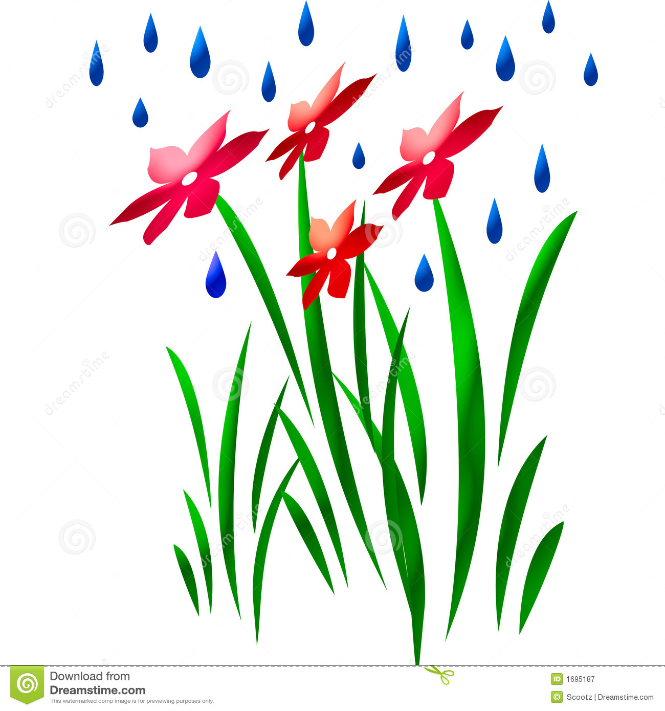 clipart spring showers - photo #42