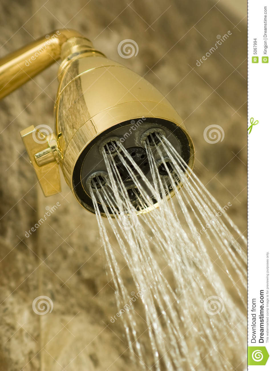 Shower Head Stock Images Image 5067994